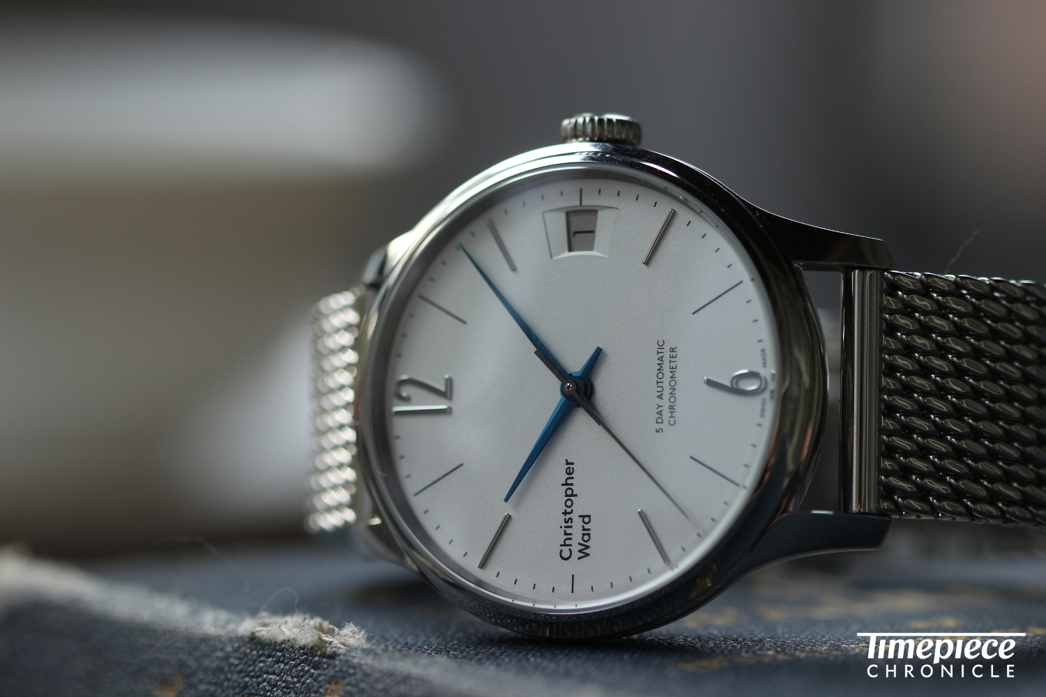 Christopher Ward 5 Day Automatic Dial 7.JPG