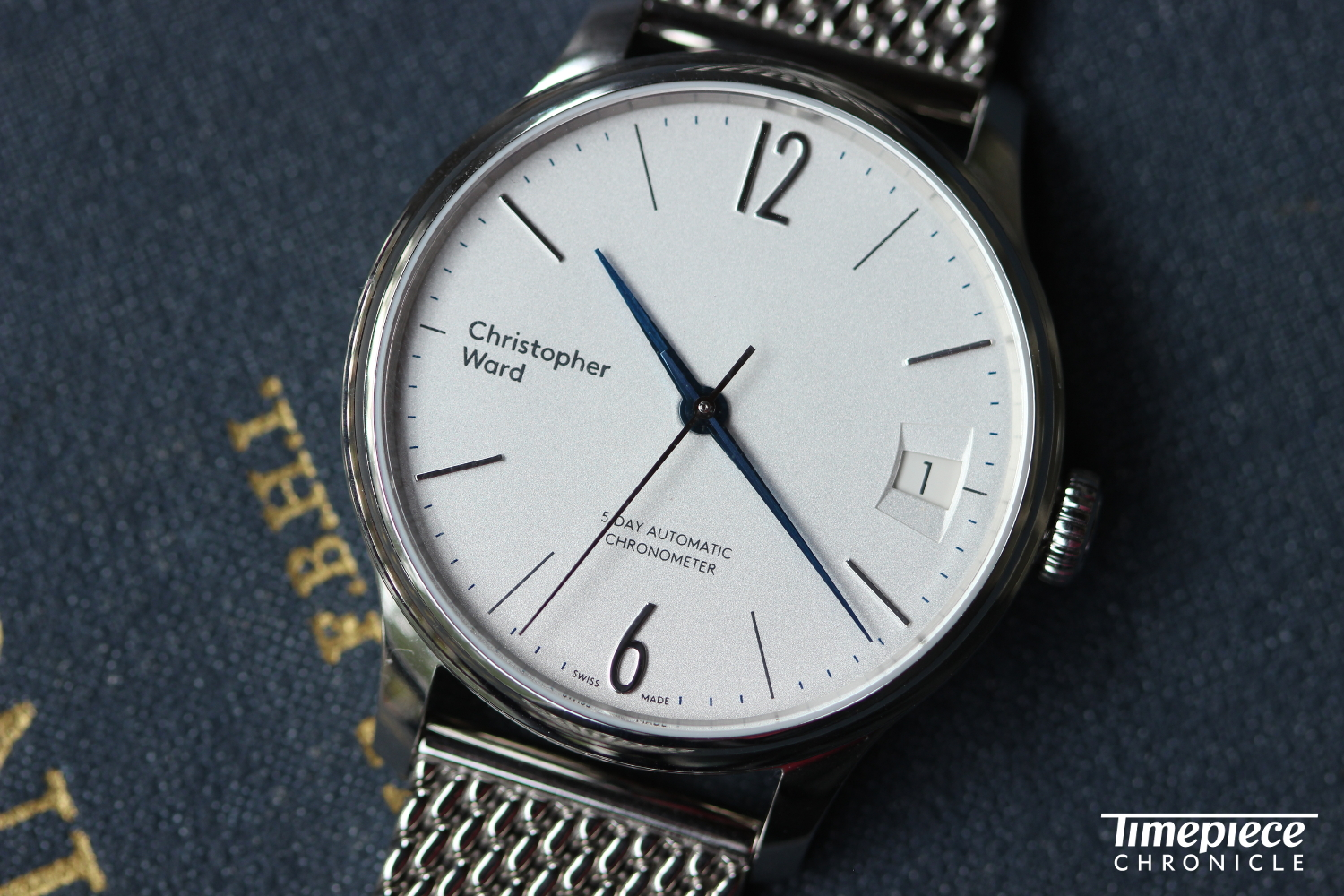 Christopher Ward 5 Day Automatic Dial 9.JPG