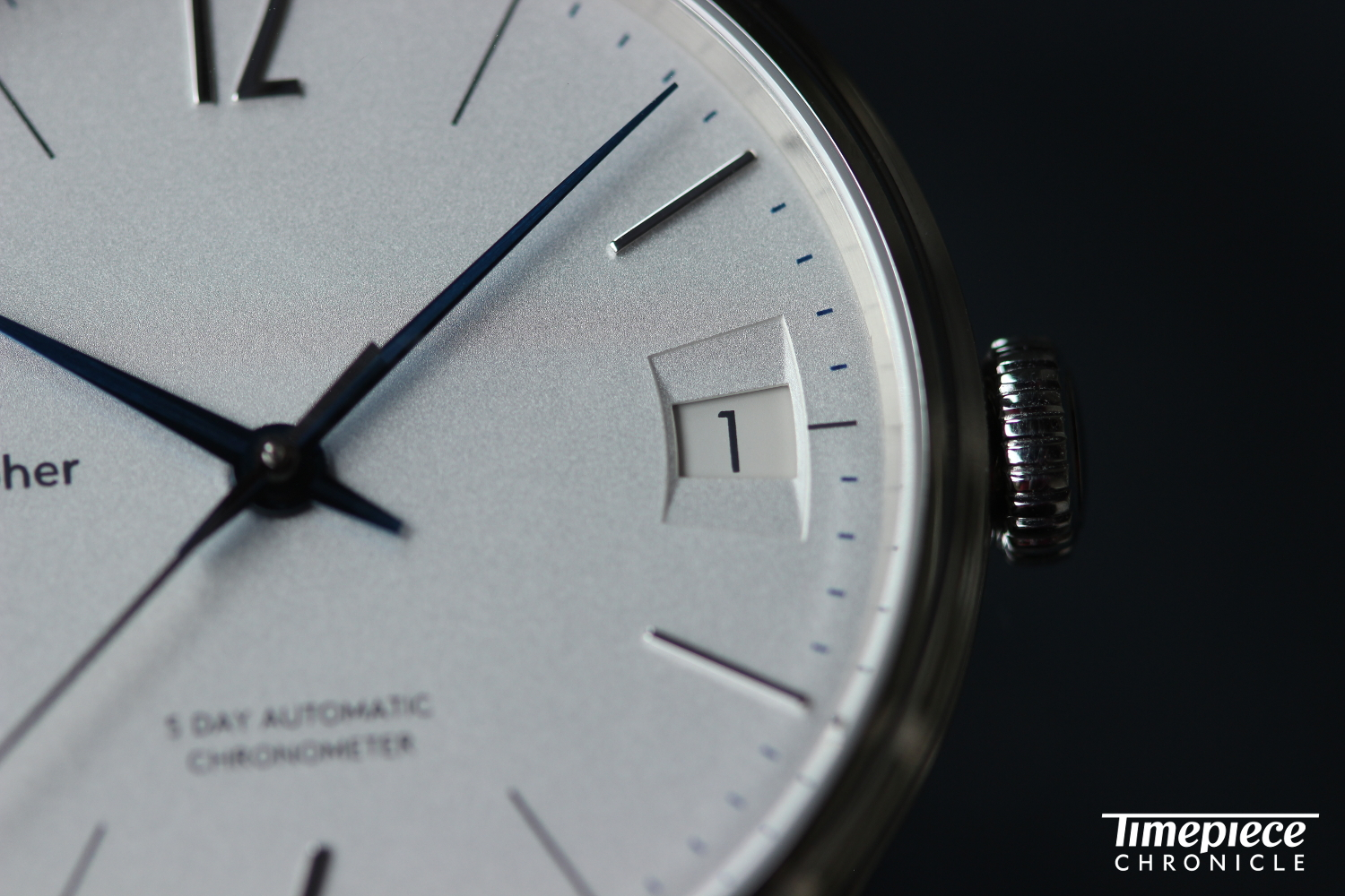 Christopher Ward 5 Day Automatic Dial macro 6.JPG