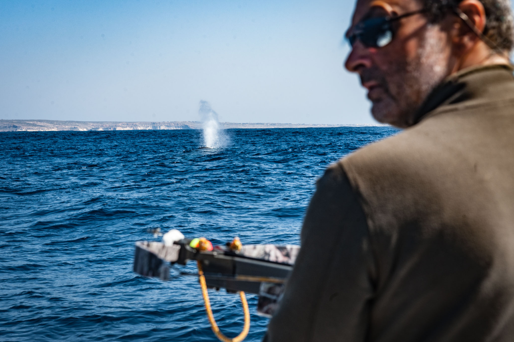 LIMPET Crossbow. (Lampedusa, 2017)