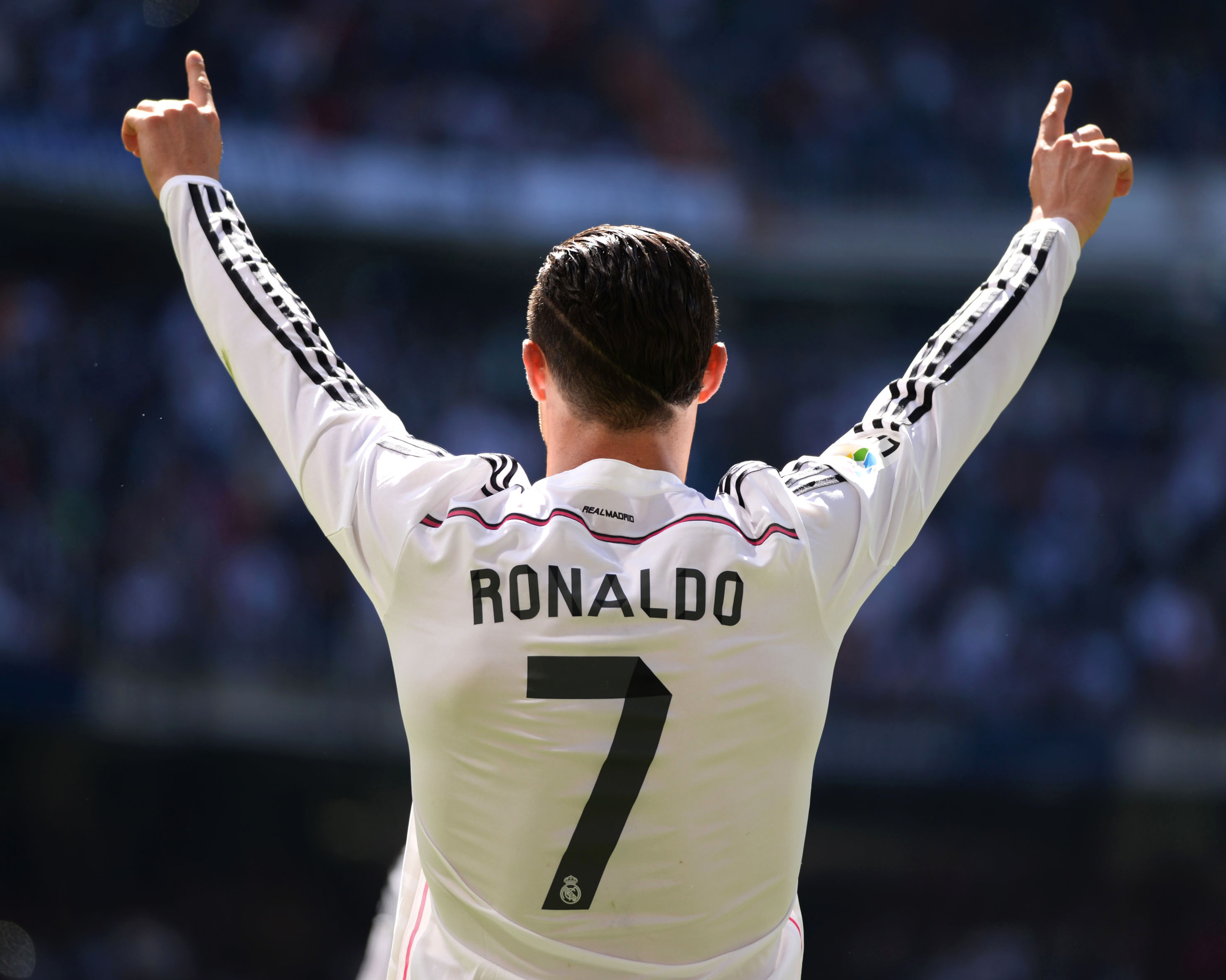 Real Madrid's Cristiano Ronaldo is the most popular sportsman in the world. With close to 34.5 million followers on Twitter and over 100 million likes on Facebook, the Portuguese superstar's every move is in the public's eye. Image supplied by Action Images/Gregorio Lopez