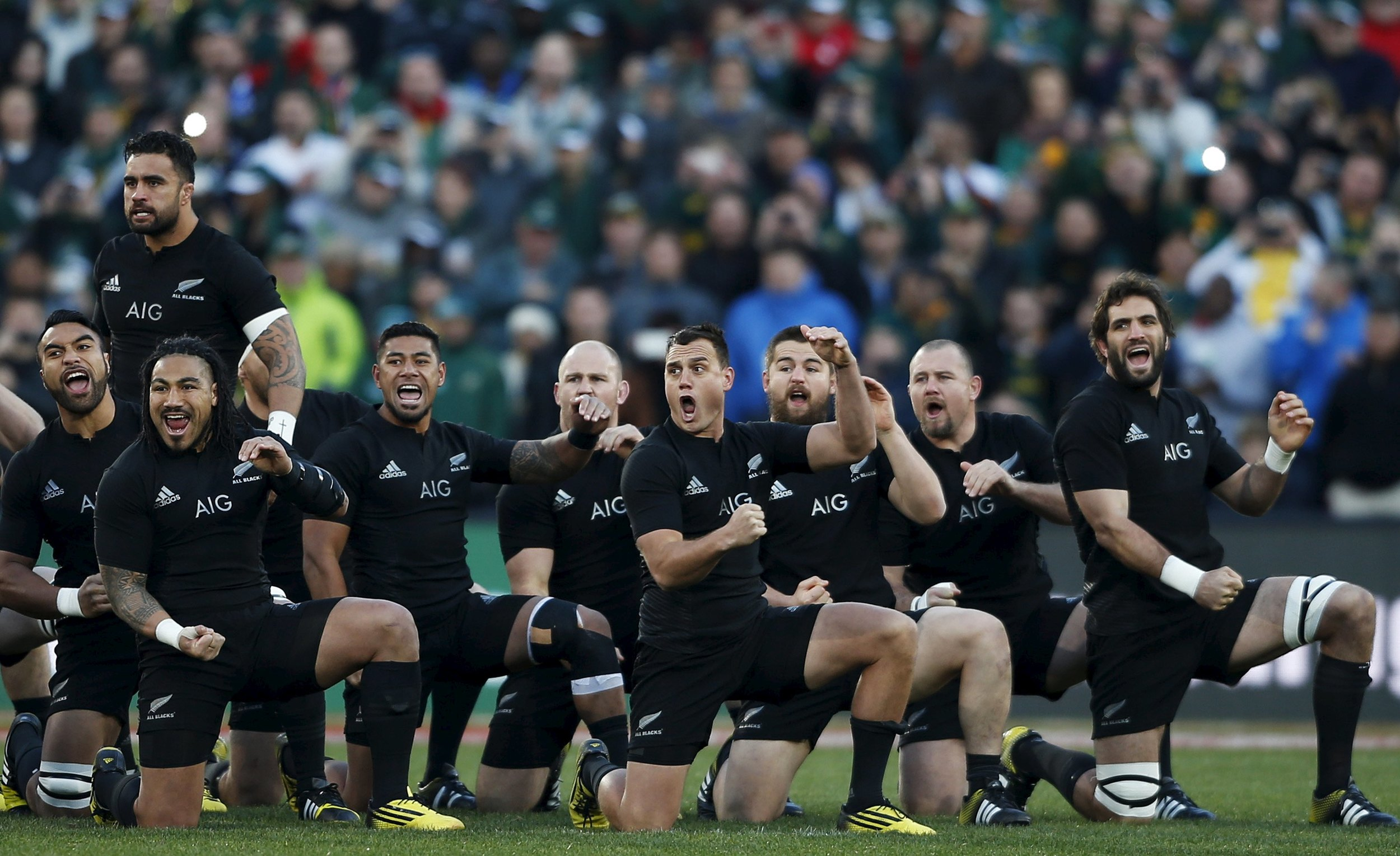 Few teams in world sport can match the dominance of New Zealand's All Blacks. Their brand is not just associated with fantastic rugby, but with superiority on the world stage. Positive brand equity is vital for the success of this superpower. Image supplied by Action Images.