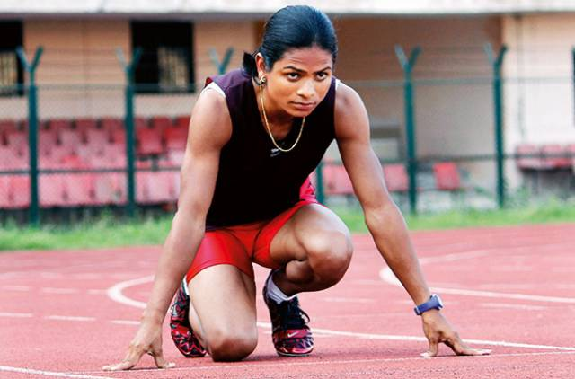 Dutee Chand, the Indian sprinter who turned world athletics on its head, undergoes a training session. Few other athletes have shaped a sport as much as this young Indian woman has.
