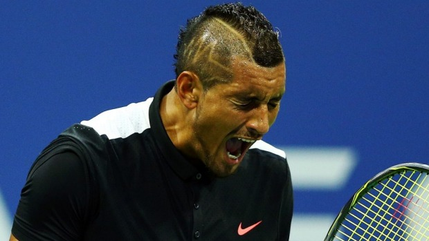 Nick Kyrgios, despite obvious star quality, has not endeared himself to the majority of tennis fans due to his volatile, and often offensive, demeanour.