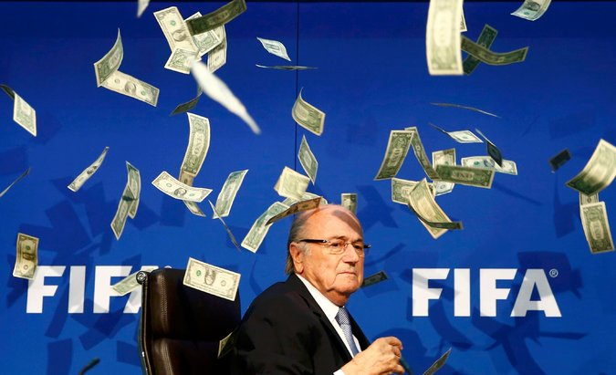 Just because Sepp Blatter is gone, it doesn't mean that the integrity of FIFA has returned. It will take a lot of hard work to restore faith in the gatekeepers of the world's beautiful game.