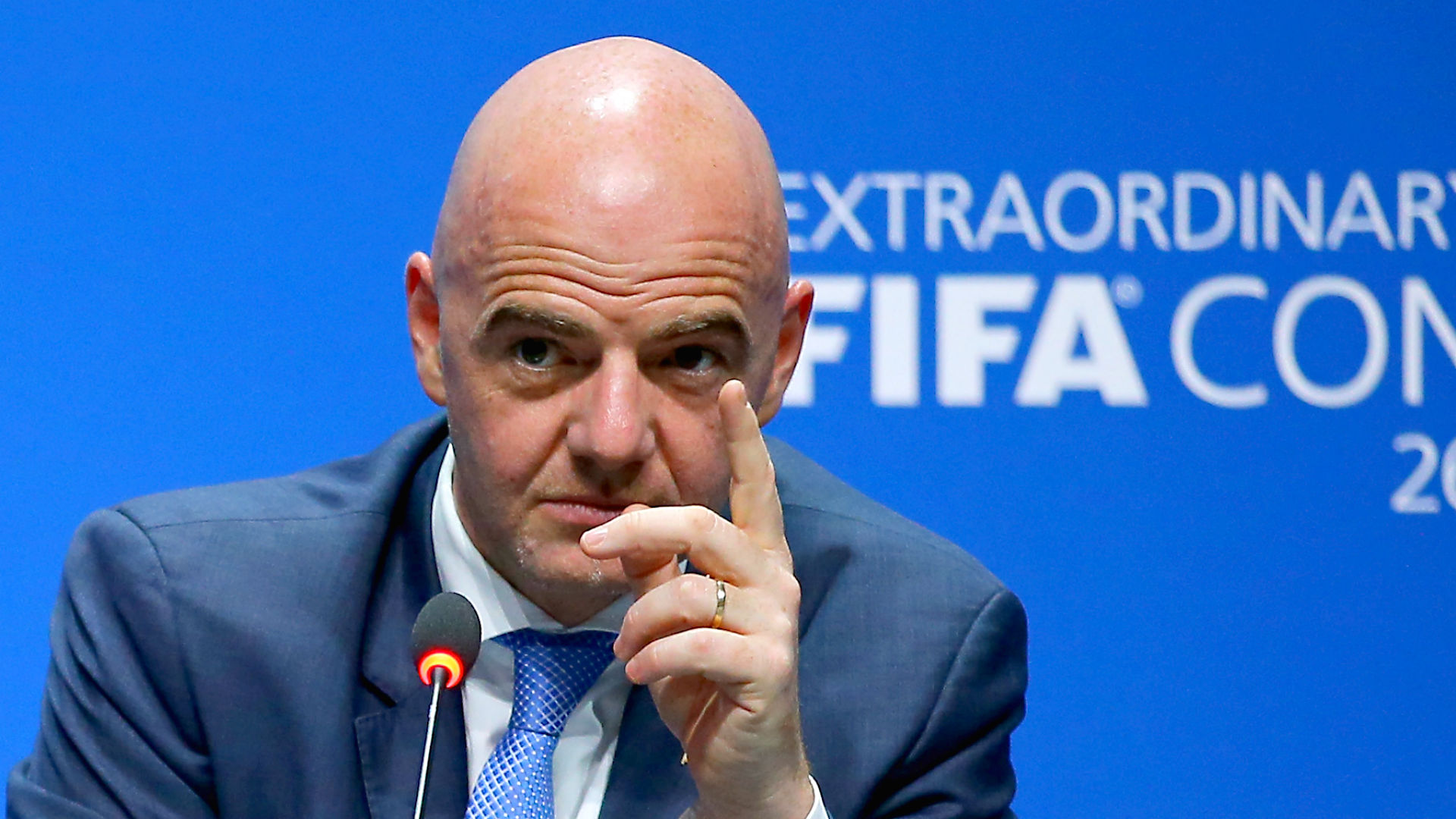 President, Gianni Infantino has stated that his organisation's decision to expand the World Cup is in the best interests of the global game. Some are not buying his line given the corrupt history of FIFA.