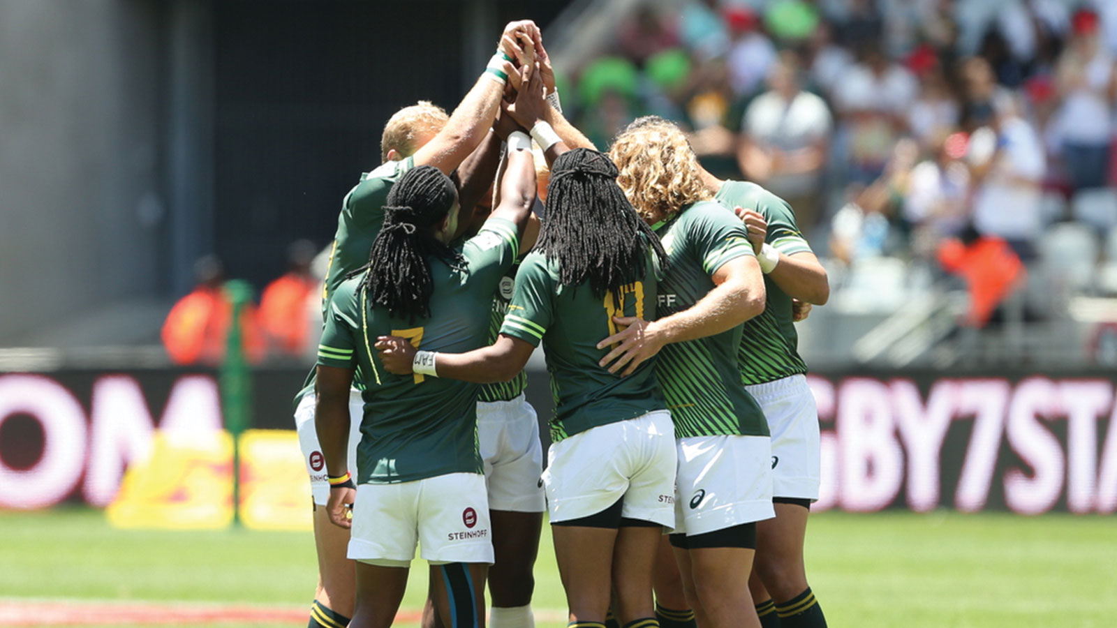 The South African Blitzboks pride themselves on a collective culture that has brought them so close to a second World Rugby Sevens title. With just two tournaments to go, maintaining focus will be crucial.