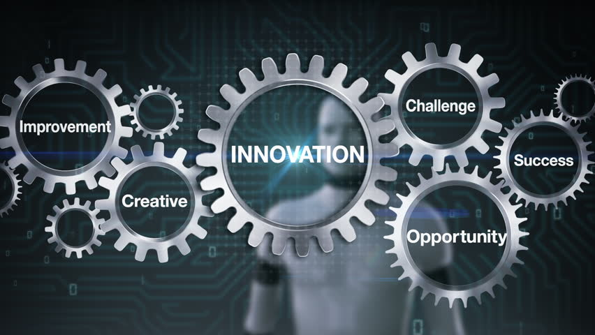Cogs in the leadership machine: Innovation, Creativity, Improvement, Challenge, Success and Opportunity