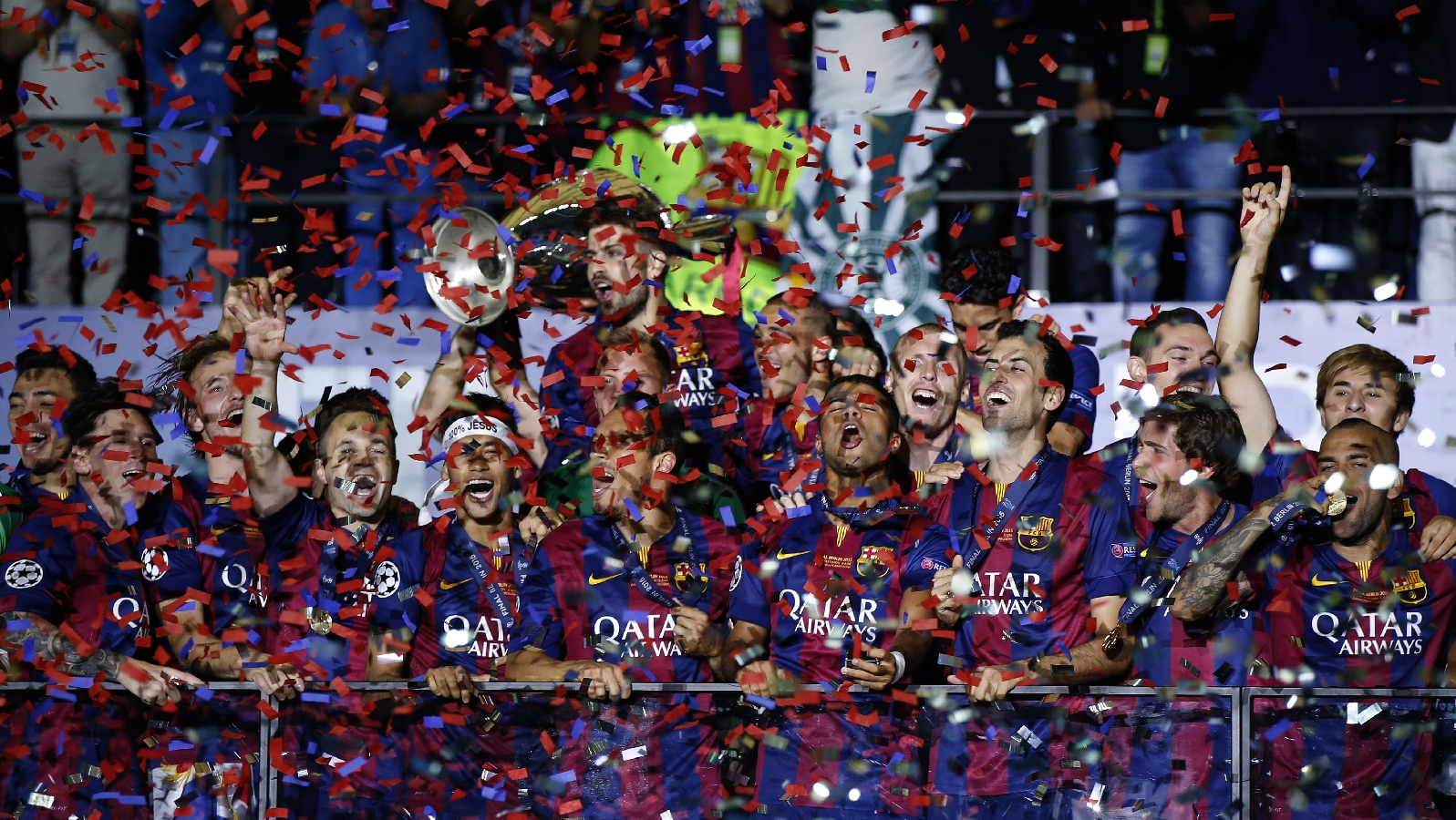All great teams, including this Champions League winning Barcelona side, rely on innovation. Without a well working culture, however, innovation is impossible.