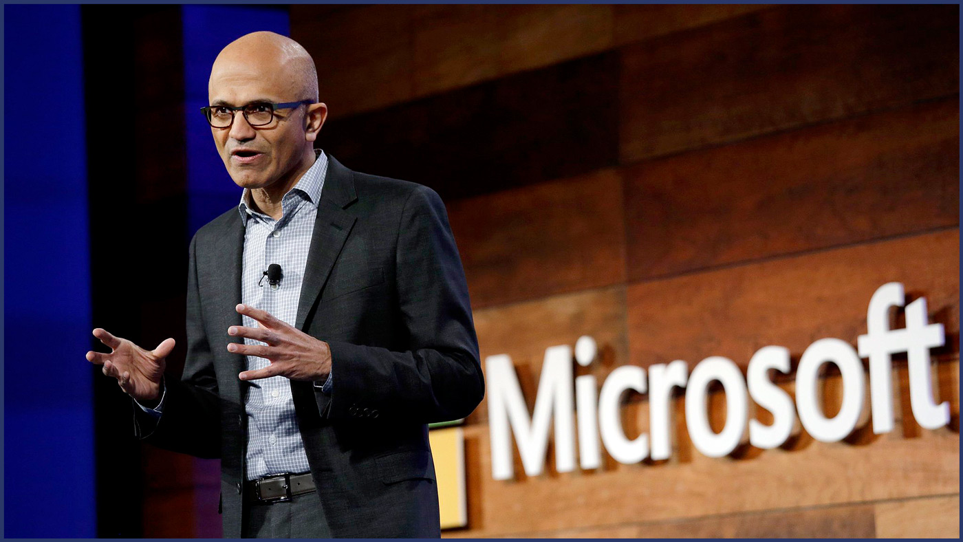 Satya Nadella put his finger on what had gone wrong at Microsoft: the frustration of a workforce that was losing and was no longer considered cool © AP