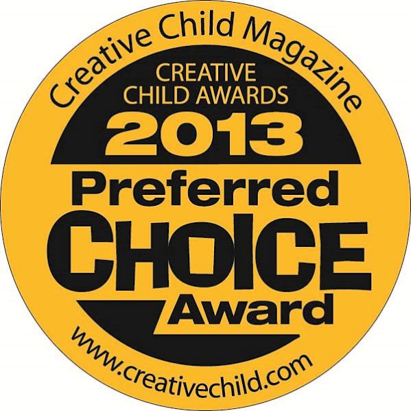 2013 Preferred Choice Awardd