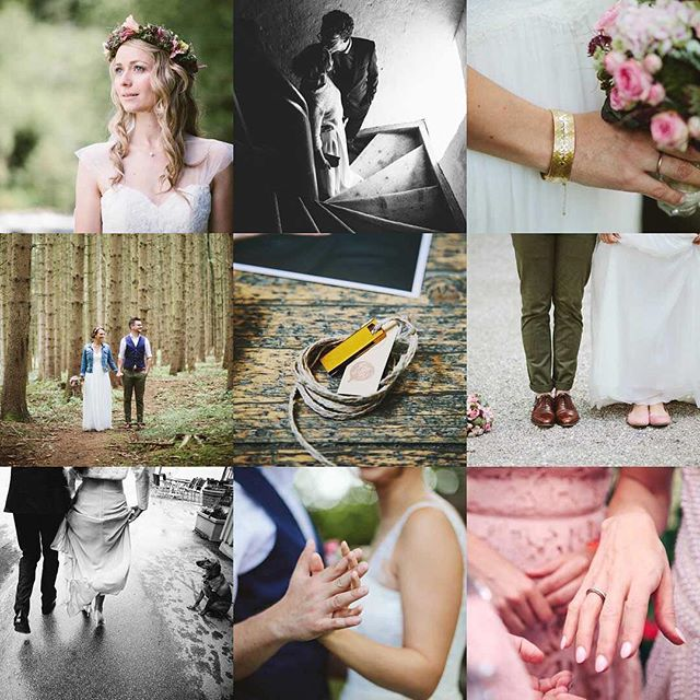 thank you all so much for this amazing year . . . #bestnine2017 #mirjashootsweddings #munich #scheunenhochzeit #altegärtnerei #diywedding #flowercrown #makeportraits #lookslikefilm #intothewoods #rainywedding #weddingdetail #bohobride #instabraut #portraitsession #bettertogether #junebugweddings #theknot #hochzeitswahn #hochzeitsreportage #bridetobe2018👰