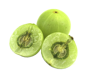 Amla has been used to thicken hair for generations in Ayurveda