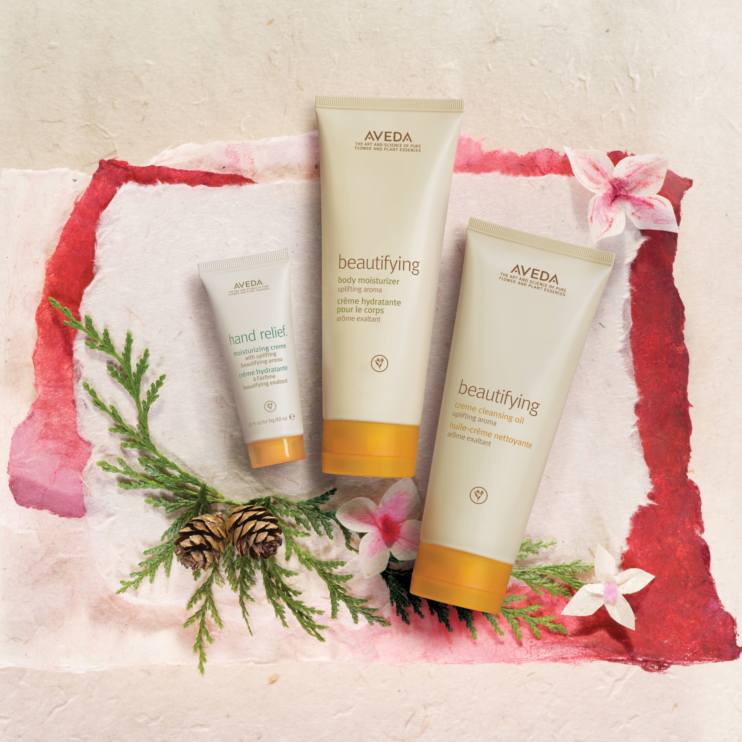 A Gift of Beauty for the Senses: $54.00