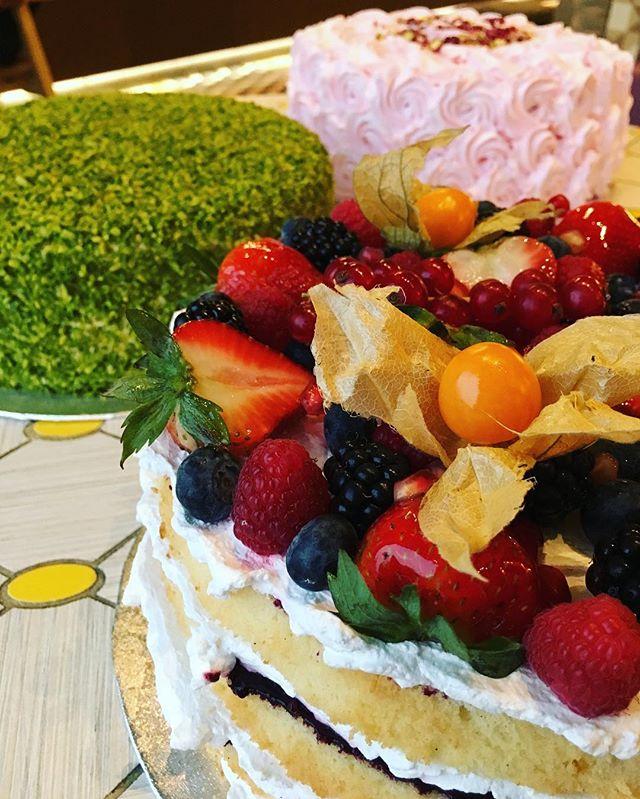 Enjoy a selection of our home-style cakes only at Lumee!  تمتع بمجموعة مختارة من مختلف الكعكات المنزلية فقط في لومي.  #LumeeStreet #Bahrain #Manama #Saar #البحرين #السيف #المنامة #لوميي