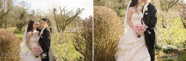 bride and groom- fennes wedding photographer