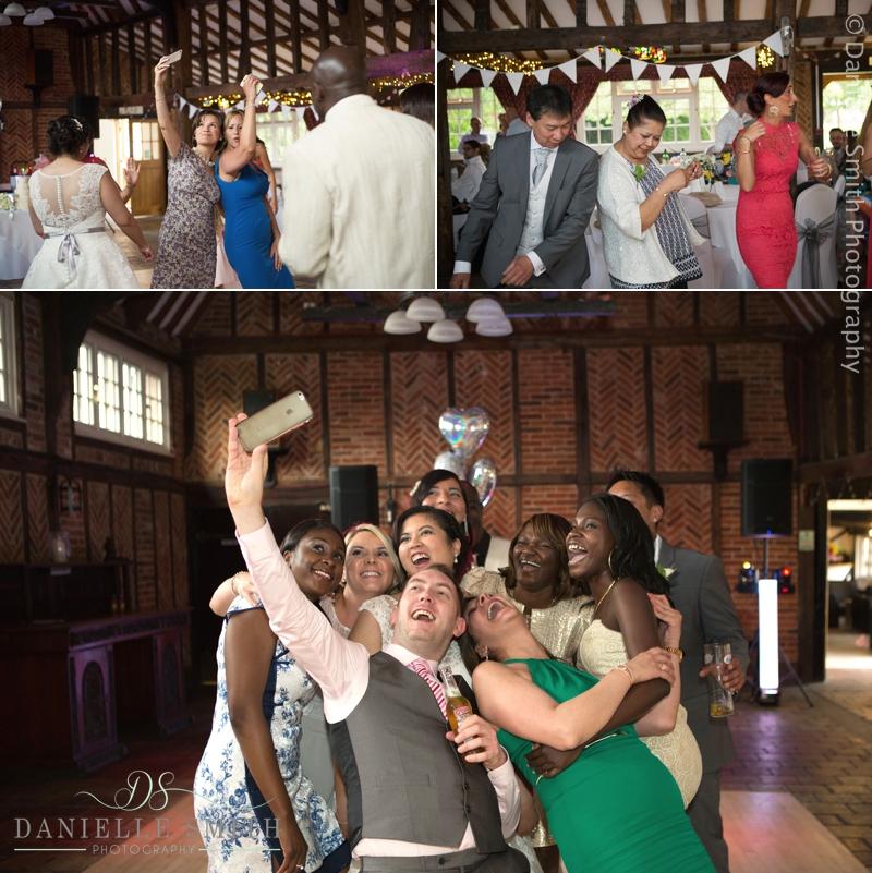 evening photos at ye olde plough house wedding