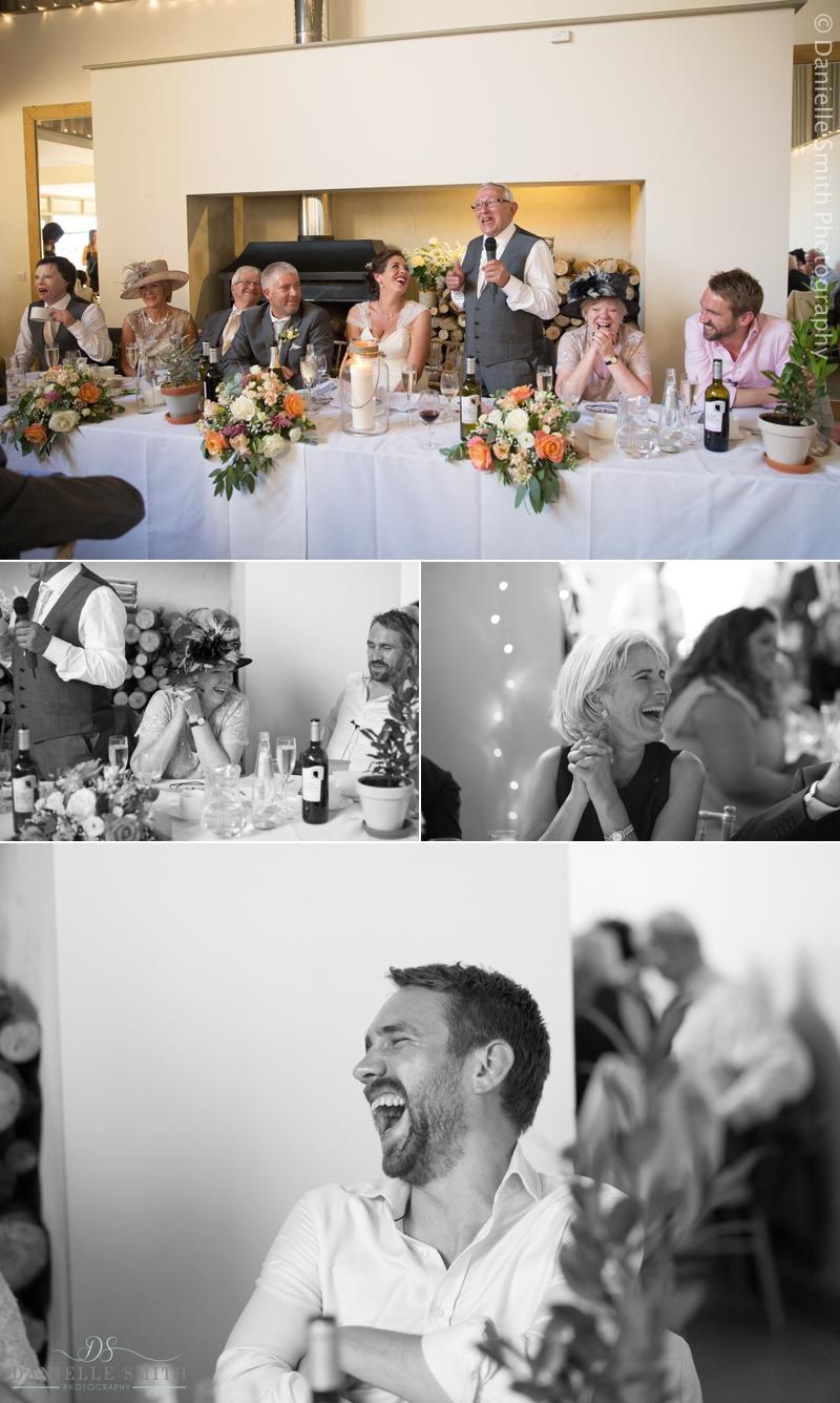 speeches at houchins wedding