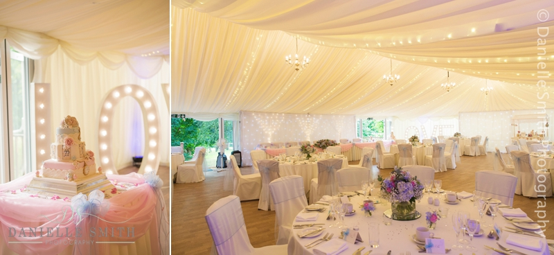 marquee at mulberry house
