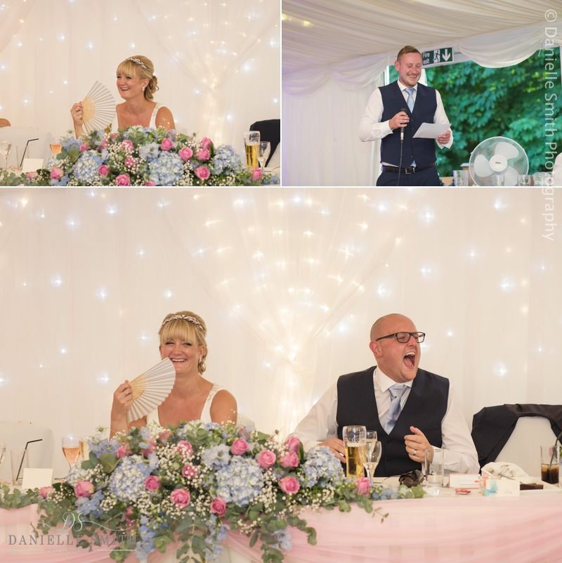 wedding speeches at mulberry house