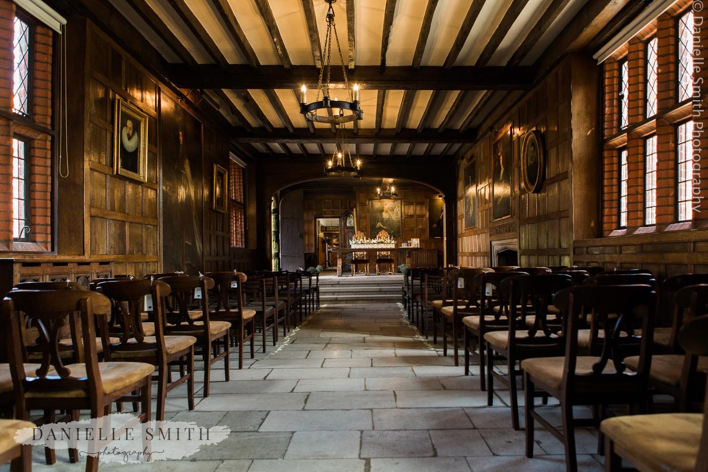 ingatestone hall wedding ceremony venue