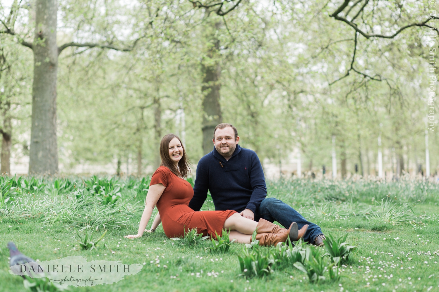 st james park pre-wedding photography