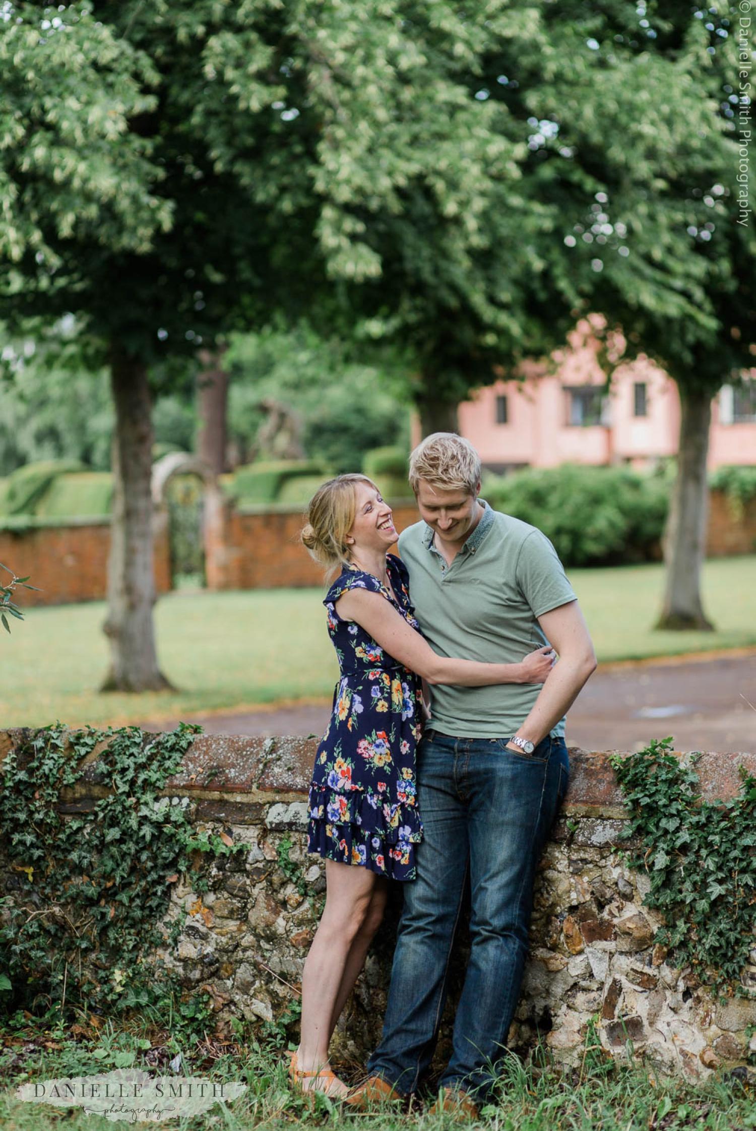 little easton pre-wedding photography