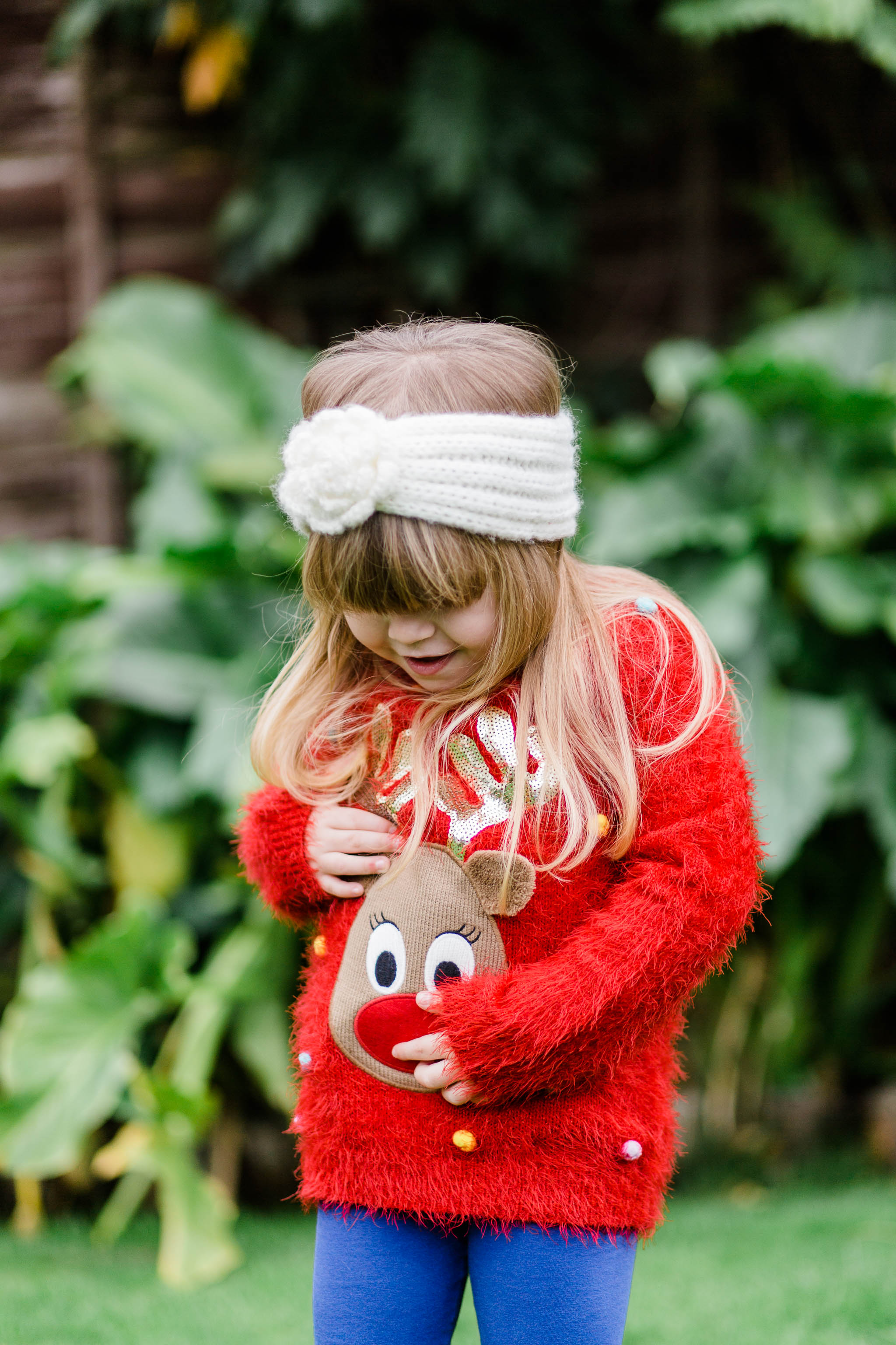 christmas jumper mini session