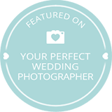 Perfect Wedding Photographer badge