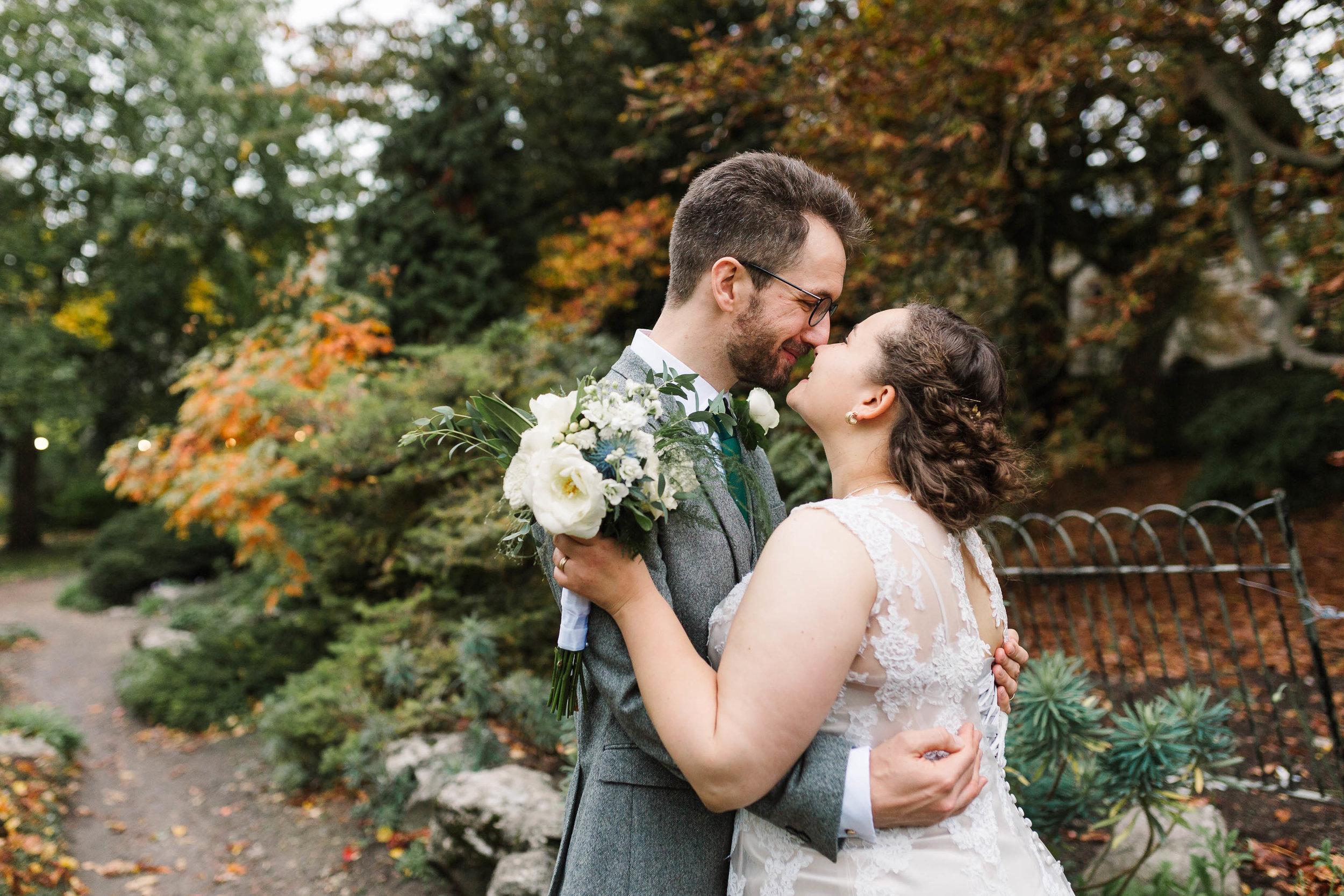 Autumn Wedding at The Hospitium, York