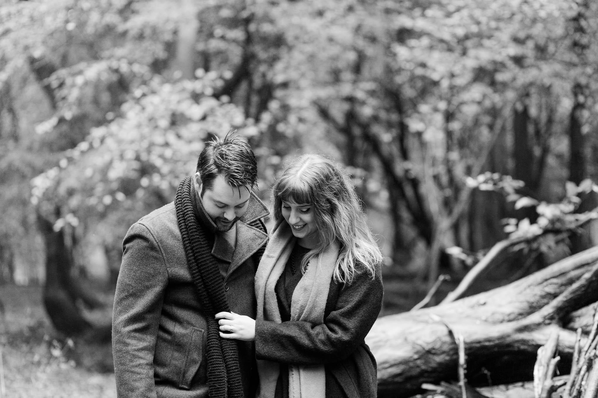 Pre-wedding session photo shoot essex