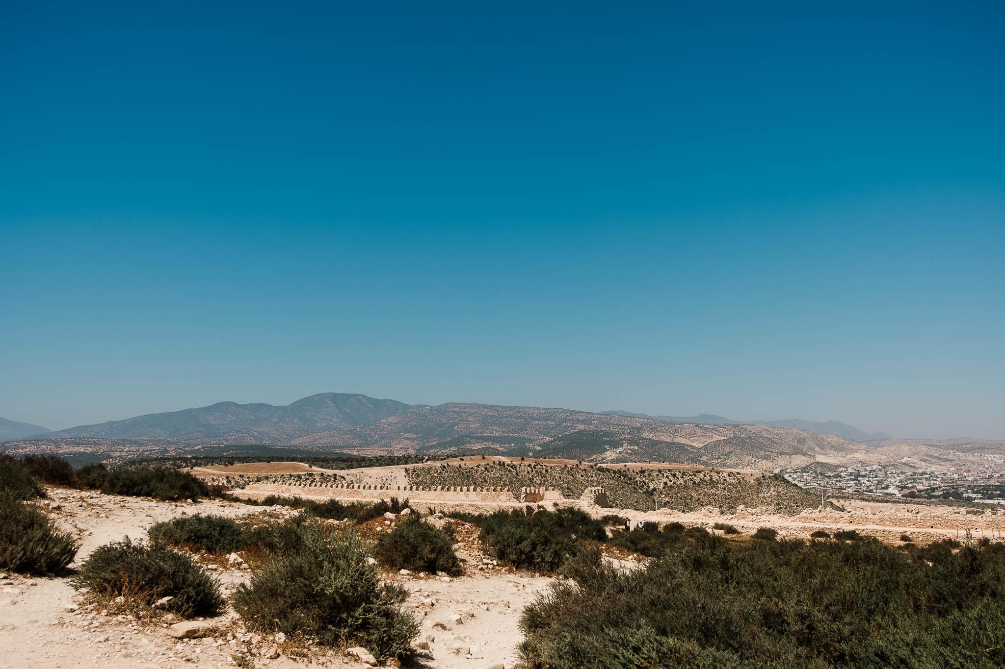 mountains in agadir