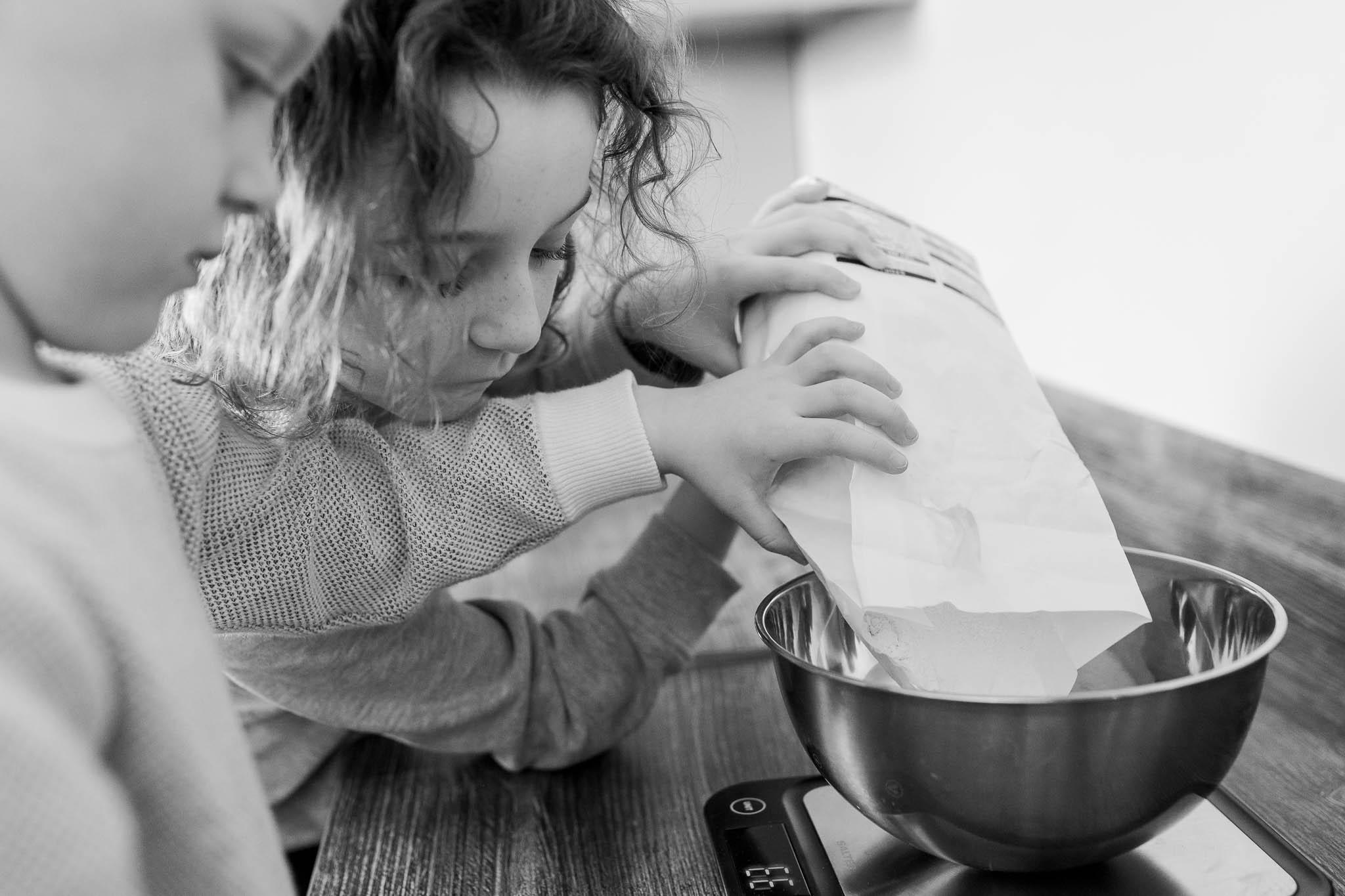 Pancake Making Family Photo Shoot - Essex