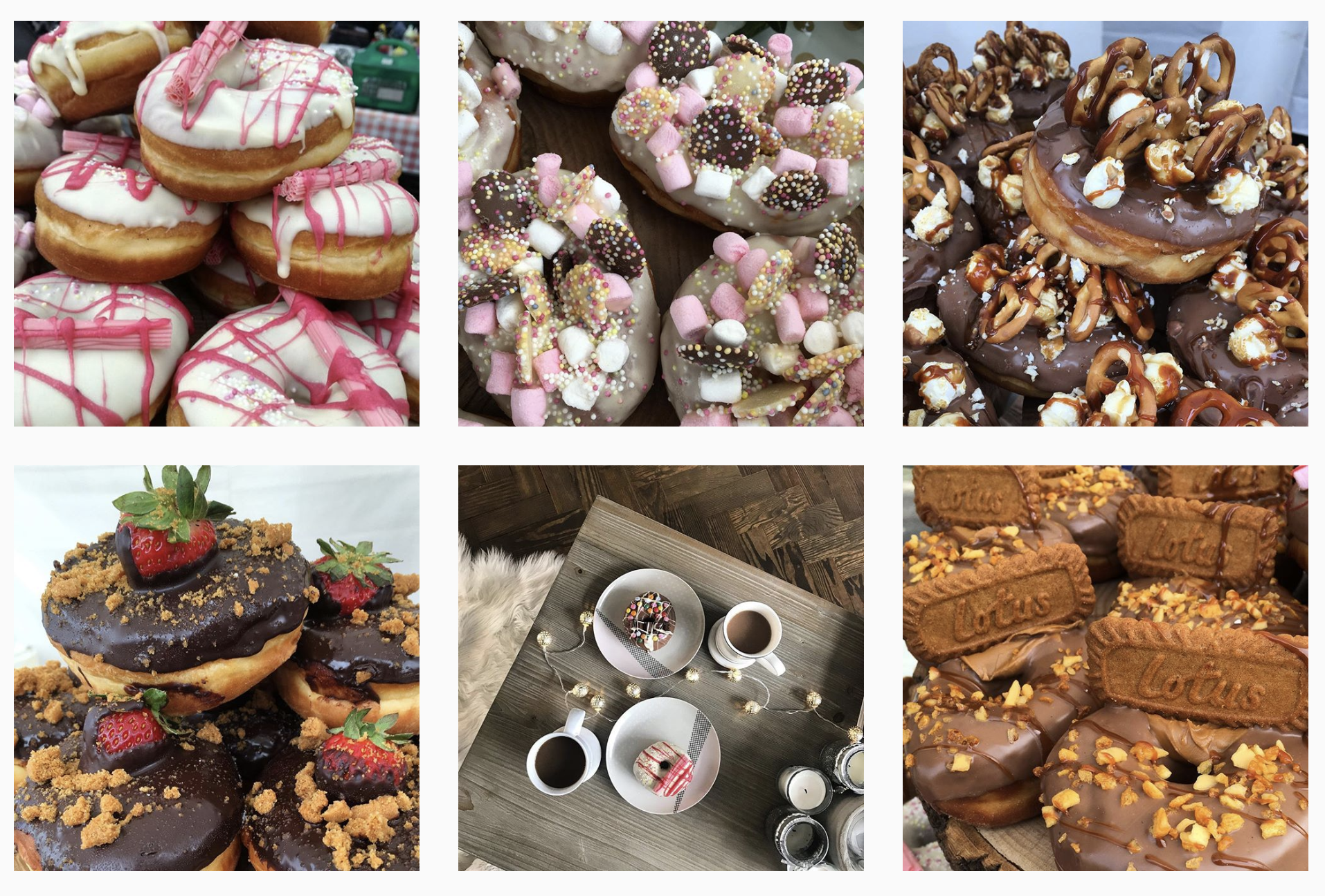 Mama's Donuts
