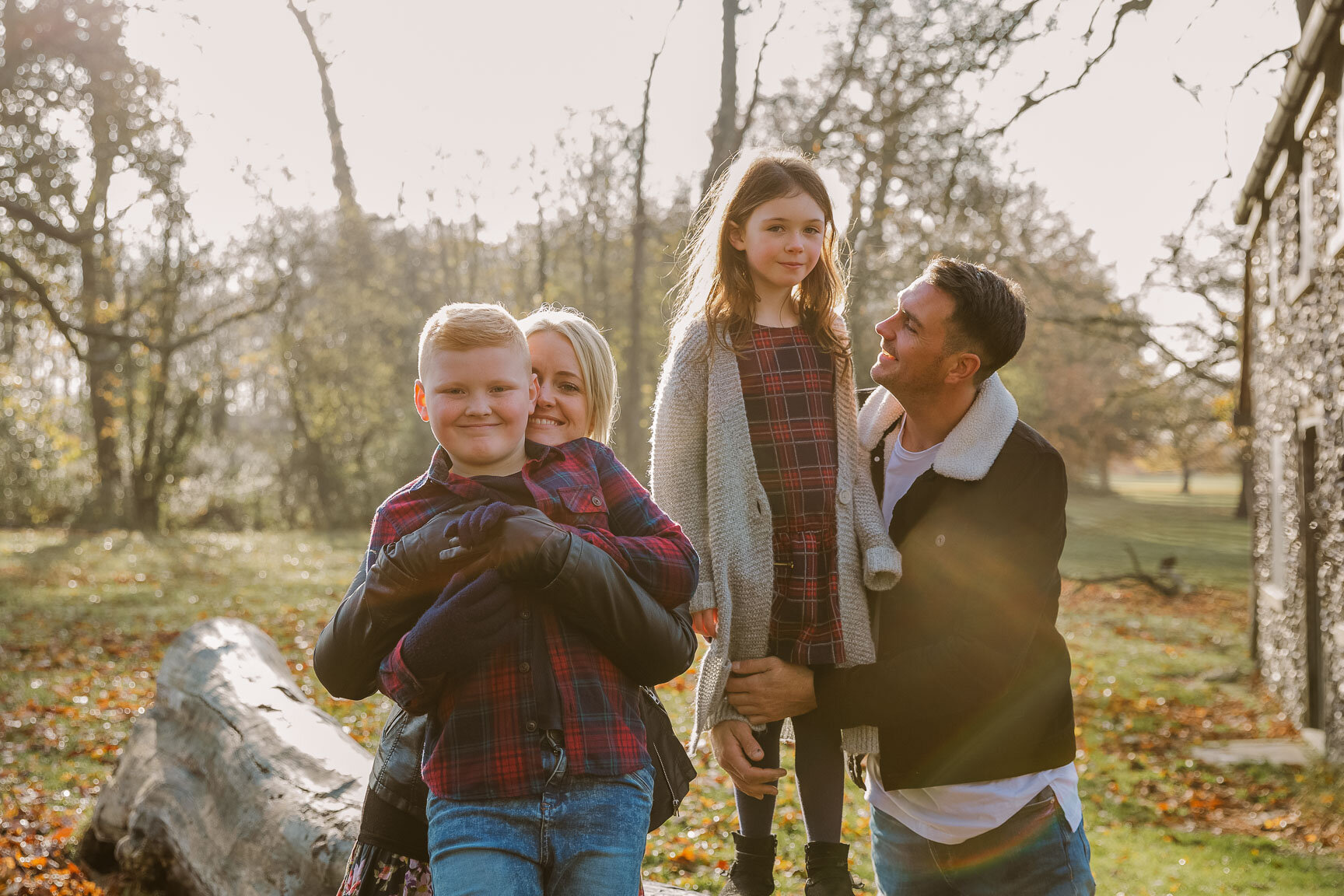 Autumn Family Mini-Sessions