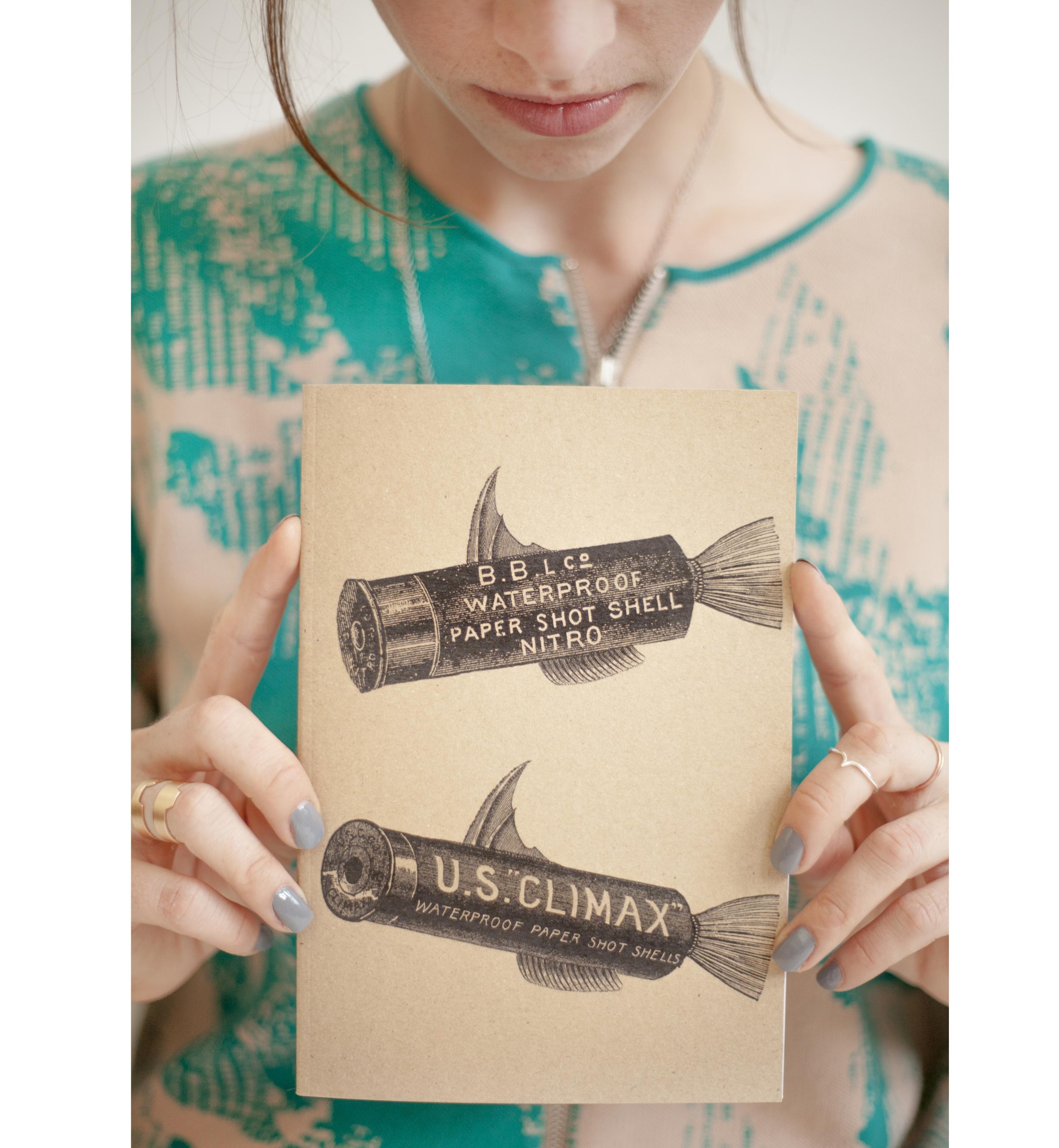Shellfish Notebook