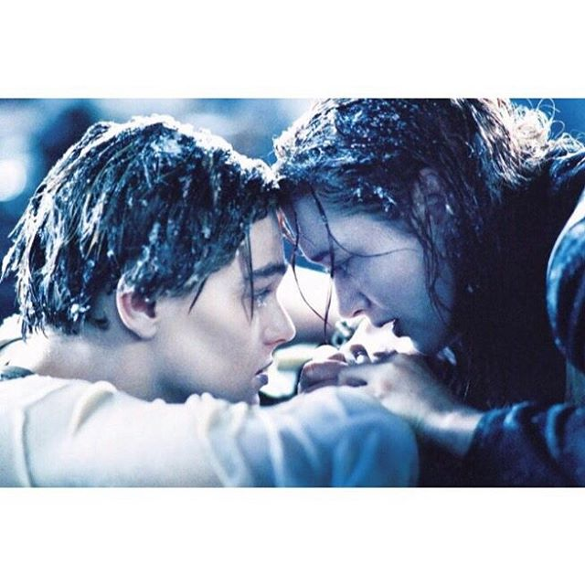 True love? ❤️ I'm not so sure.. THERE WAS ROOM FOR JACK ON THAT RAFT ROSE 😭 . . . #valentinesday #jackandrose #truelove #titanic