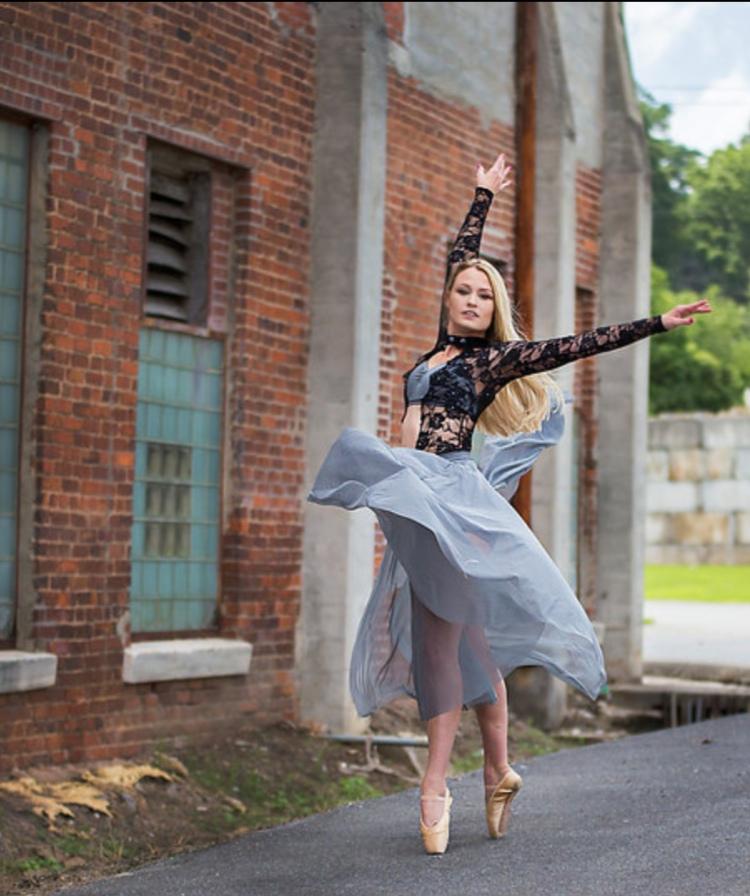 """""""Dancing for me is just as important as breathing"""" ~Jamie Howard"""
