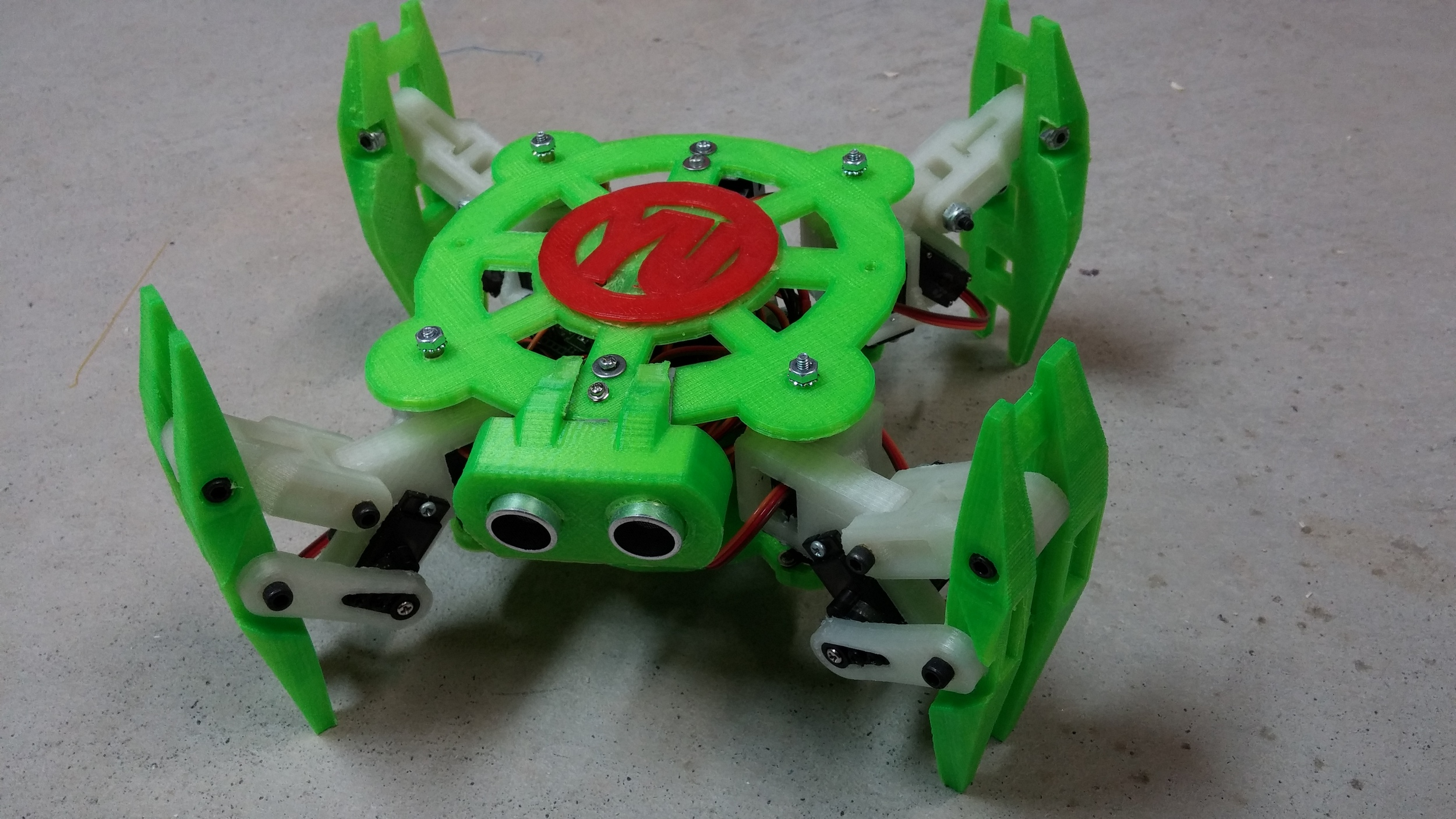 Quad -  http://www.thingiverse.com/thing:152638