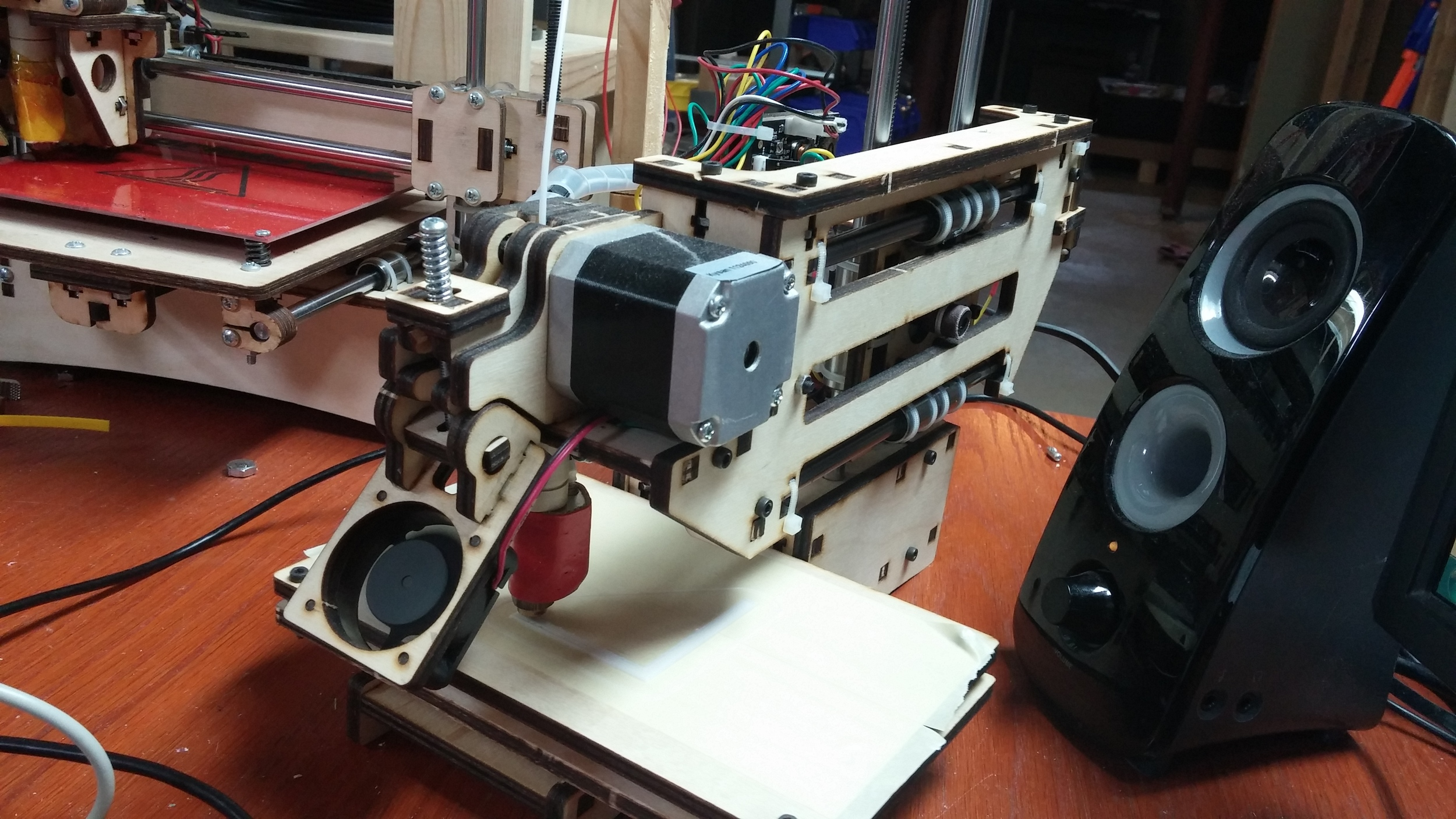Printrbot Simple - The official website with more detail  here .