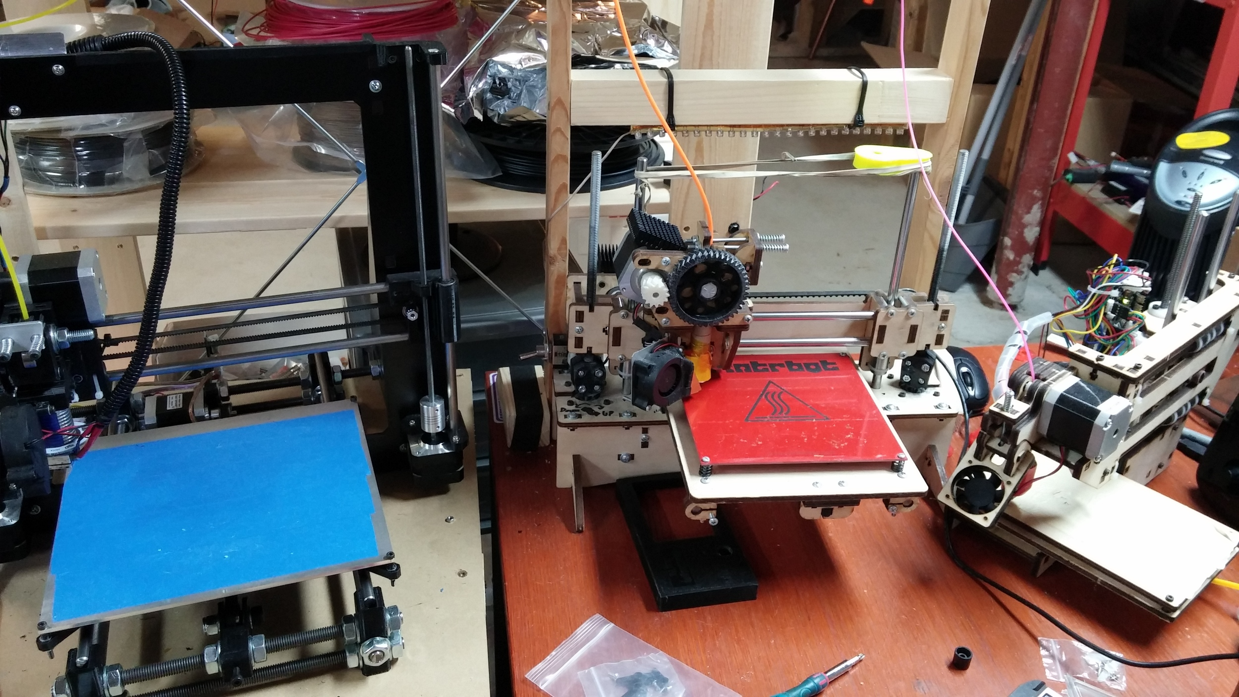 3D printer is not a only tool to make you a maker but powerful tool to bring your idea into real life.