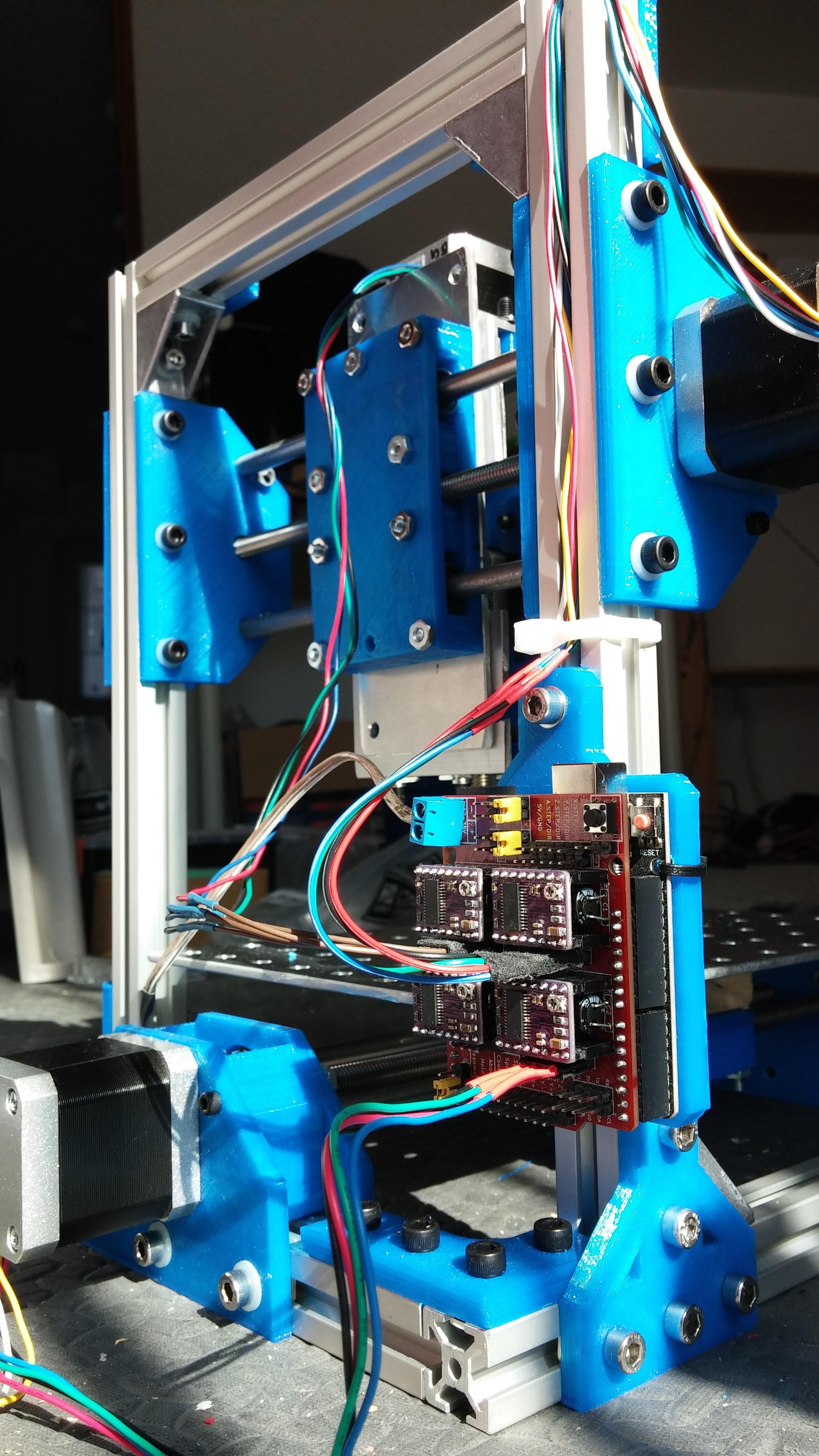 Arduino CNC machine.