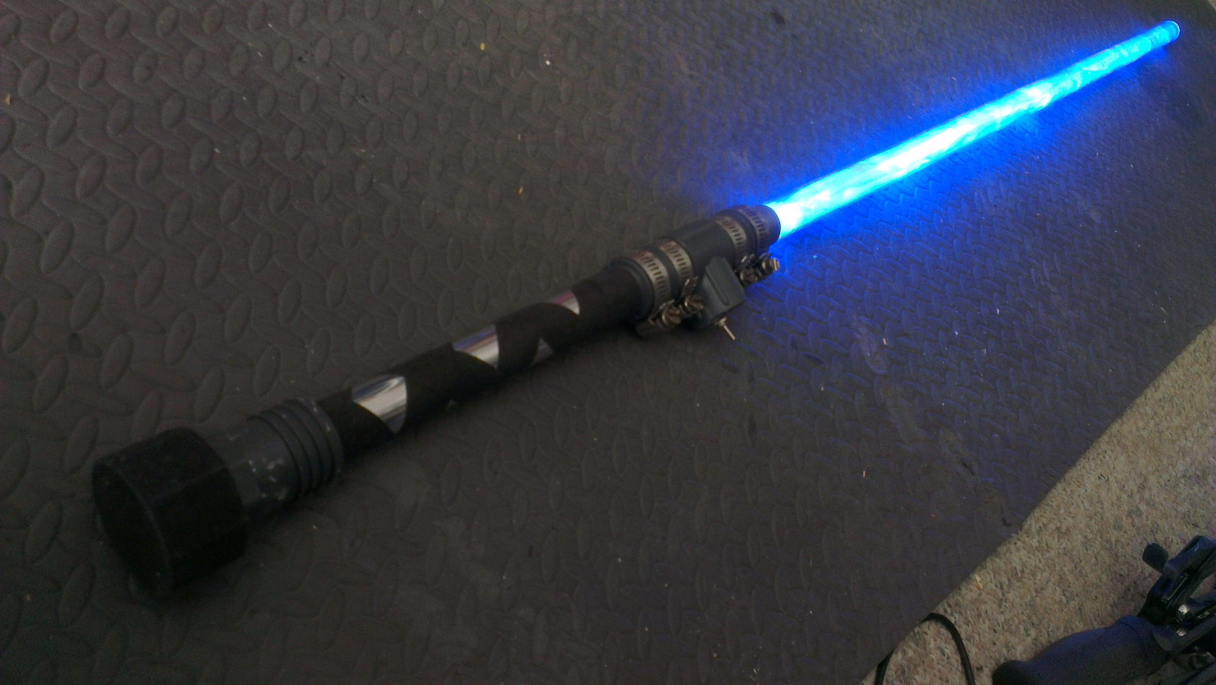 DIY light saber.