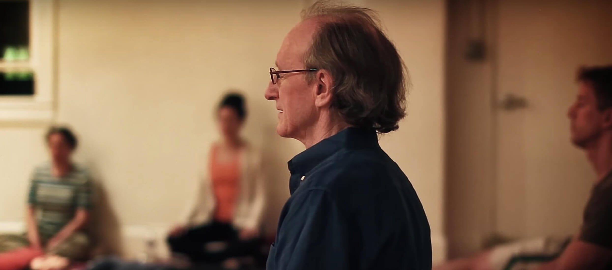 Hugh Byrne PhD - leading expert in the field of mindfulness and positive habit change