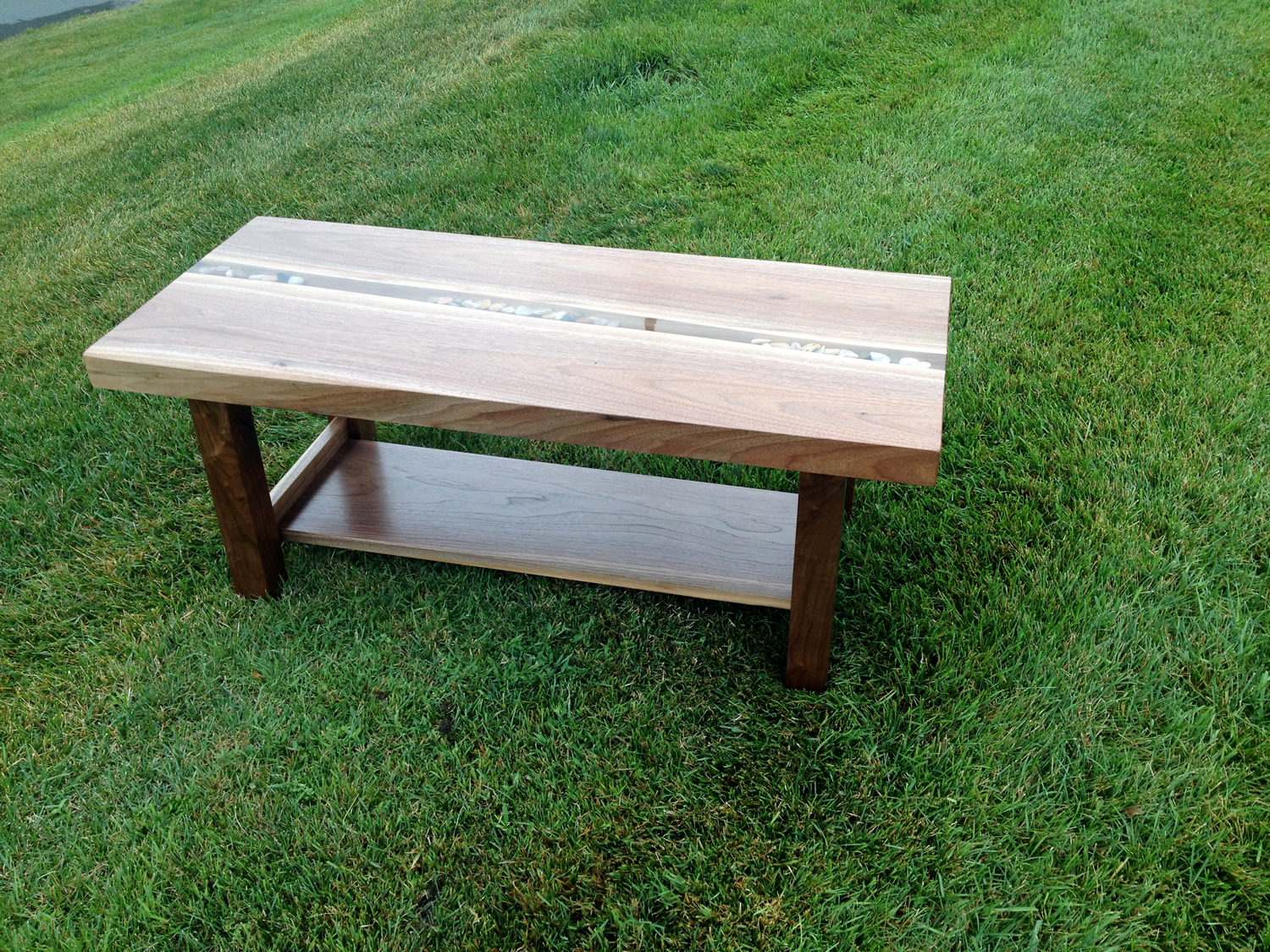 Coffee Table by Eau Claire Woodworks