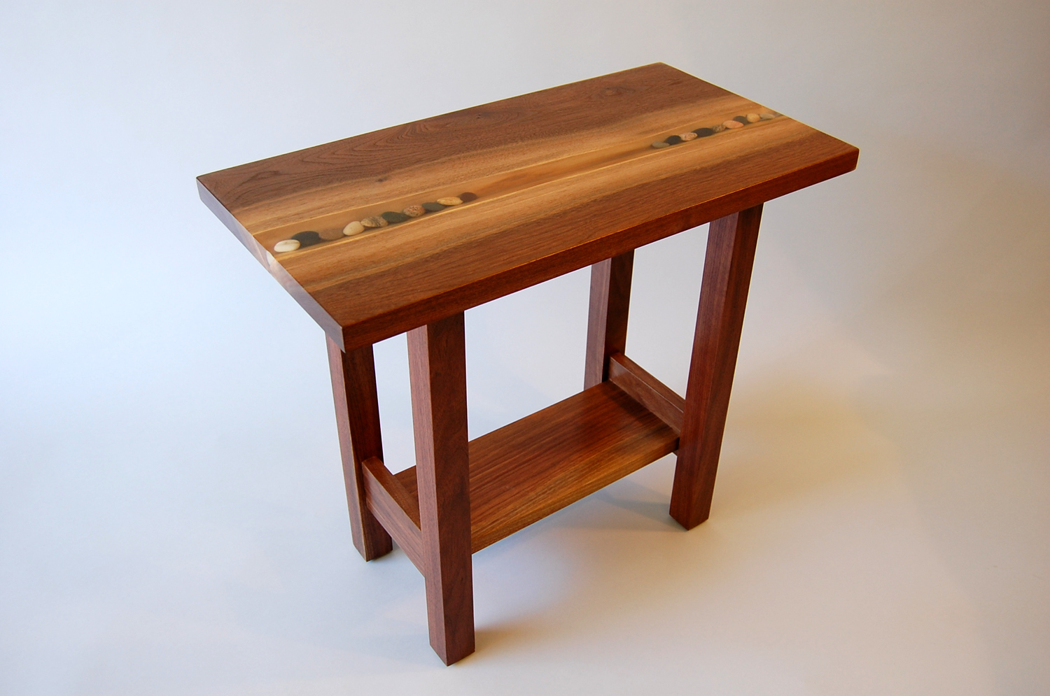 Side Table by Eau Claire Woodworks