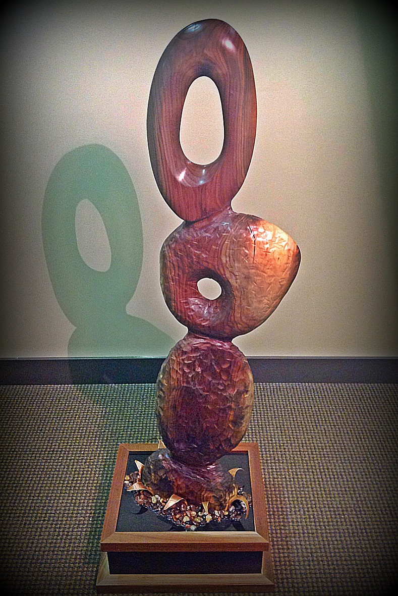 Sculpture by Eau Claire Woodworks