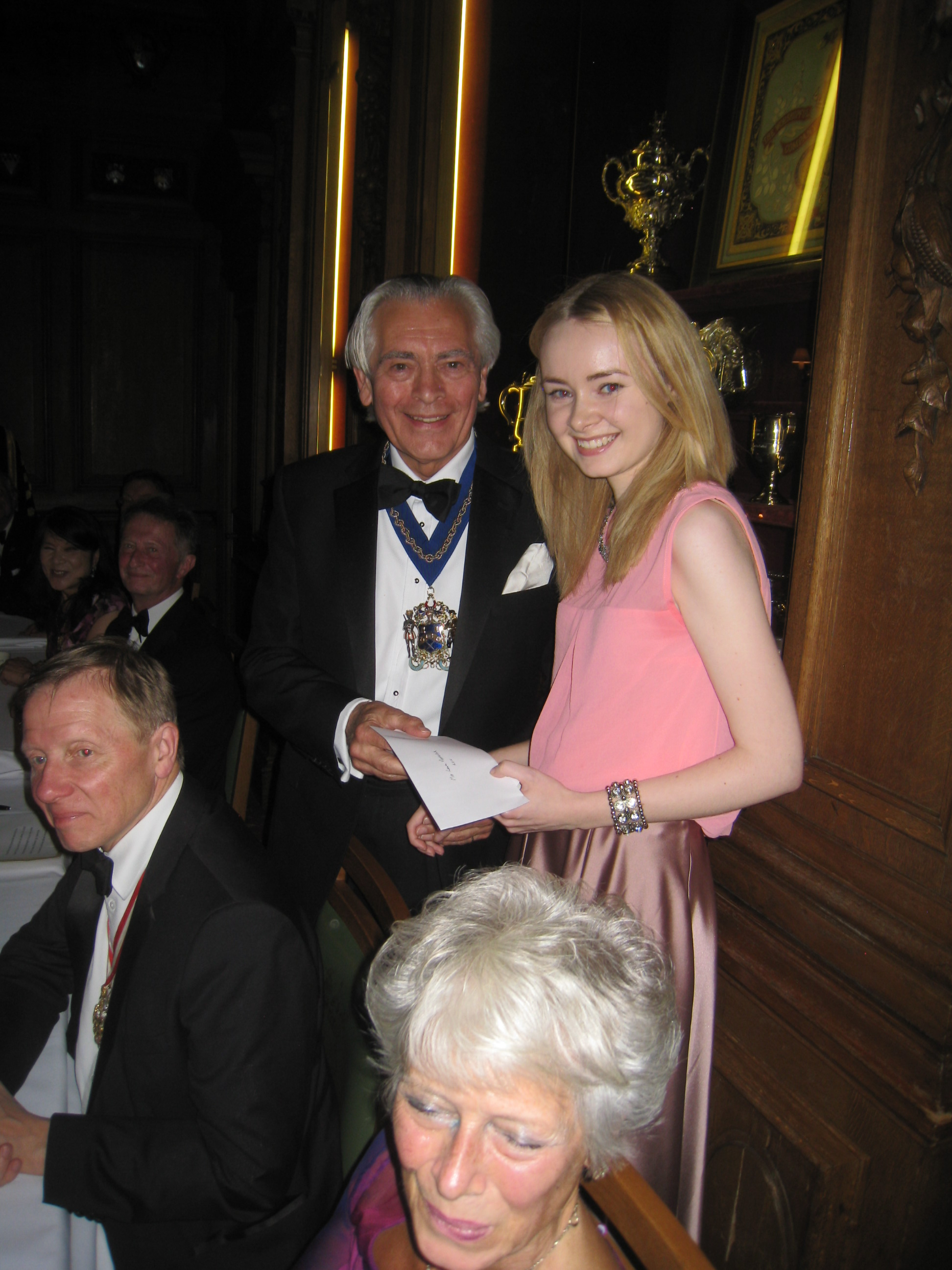 Laura Baverstock RSN Award