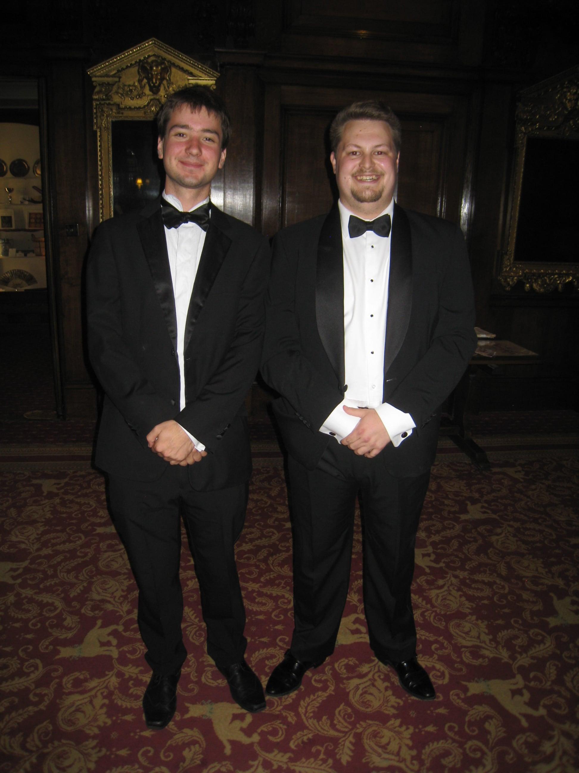 Pianist Edward Whitehead / GSM Bursary Student David Ireland