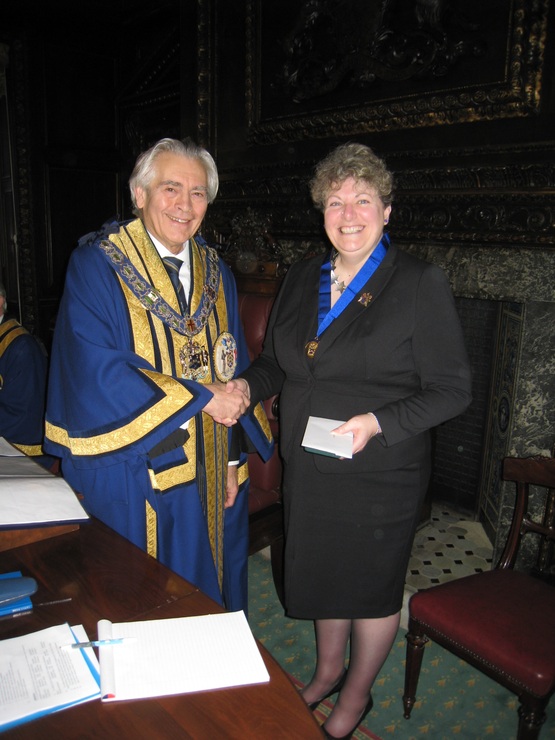 New Court Assistant Anneliese Edgcumbe